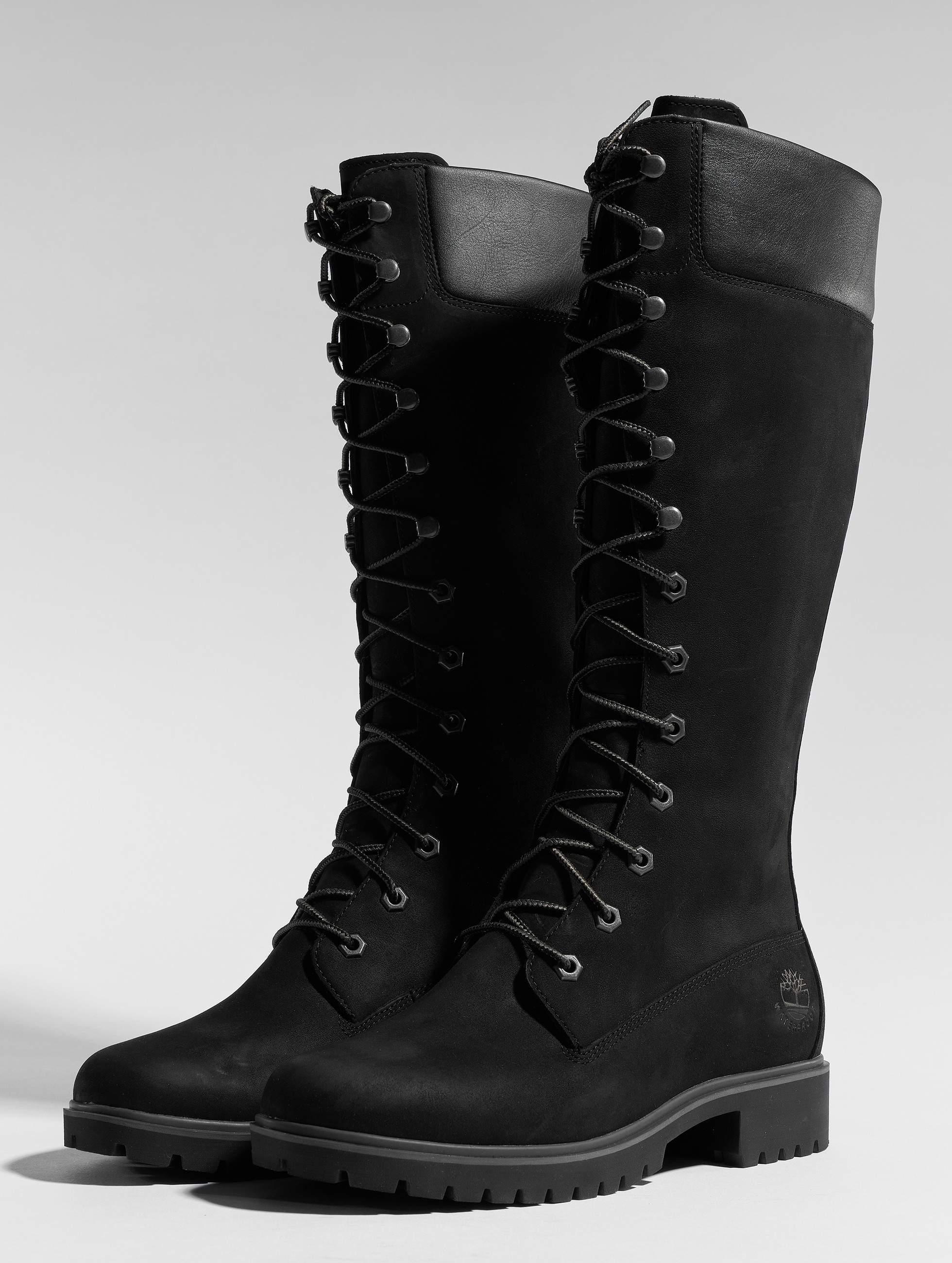 Timberland Ek Woms Premium 14in Boots Black