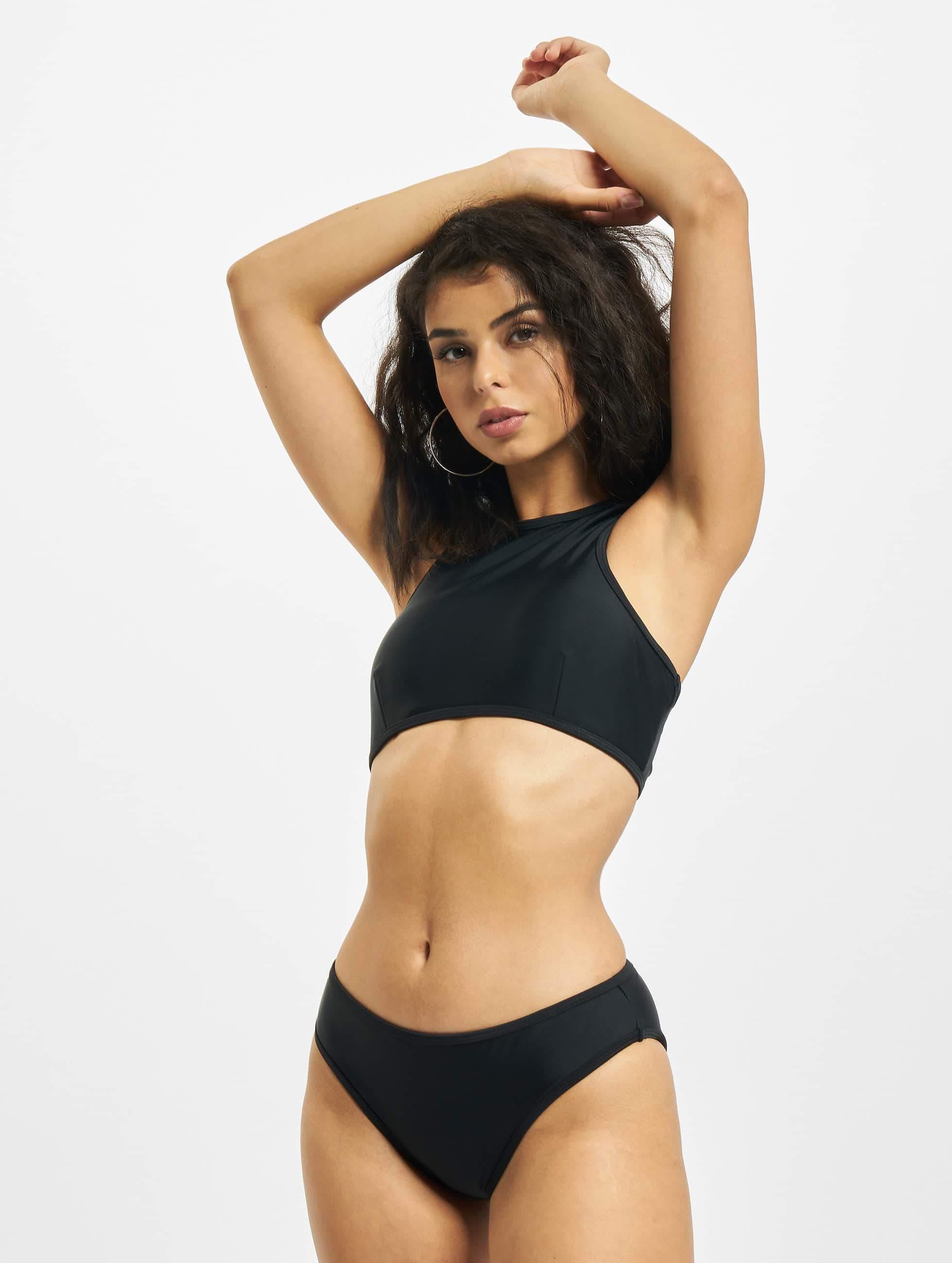 Urban Classics Underkläder   Badmode   Bikinis Surf i svart 474004 4dead89bc8e53