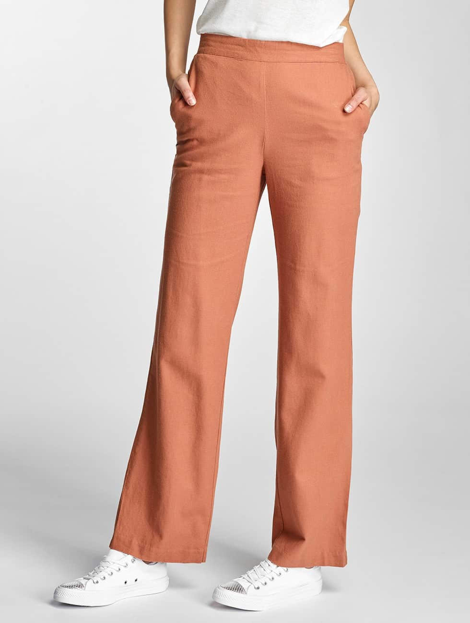 7271fb600e31d2 Vero Moda Damen Chino VMMilo-Citrus in braun 311516