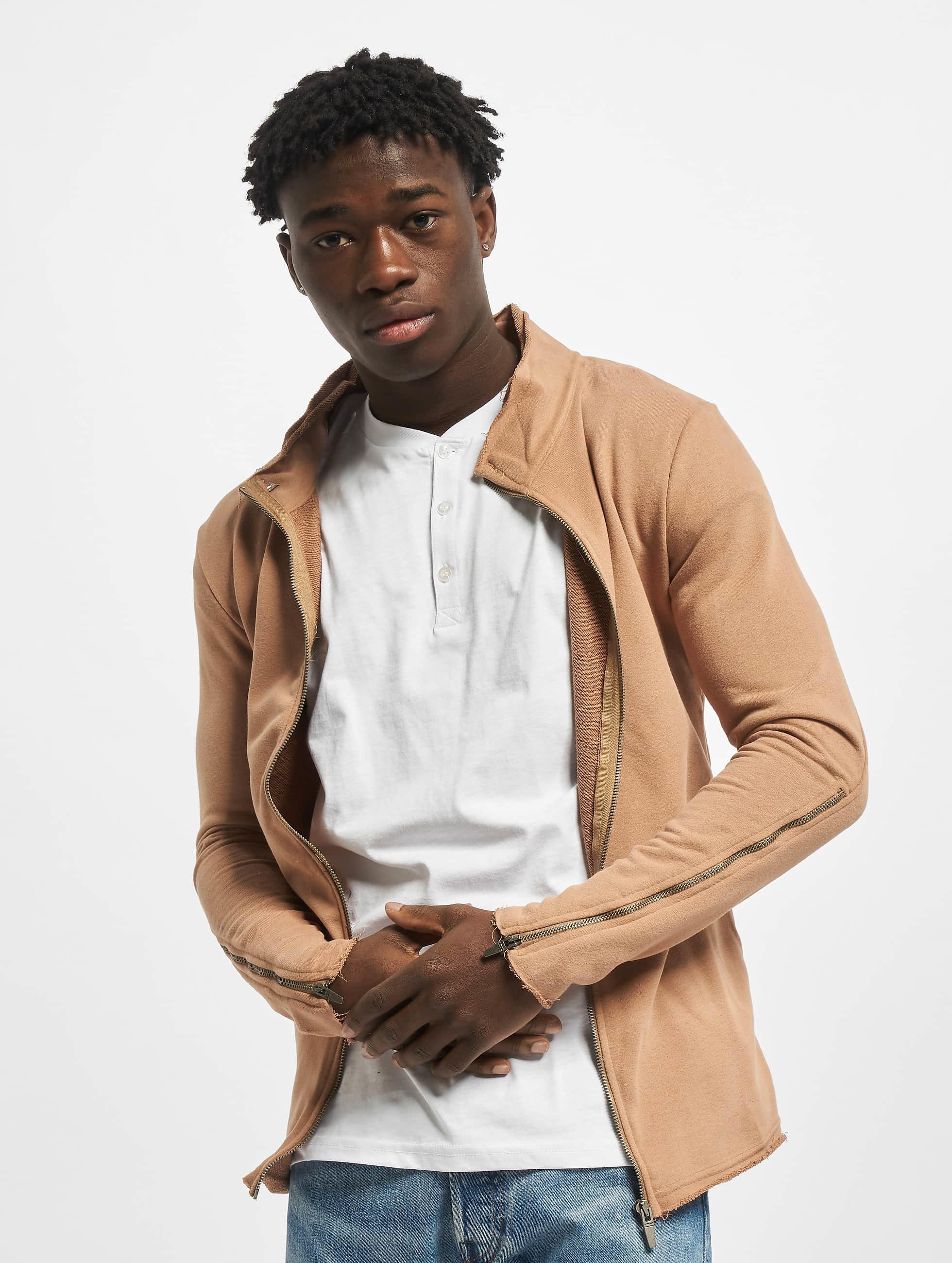 2Y Демисезонная куртка Sweat коричневый