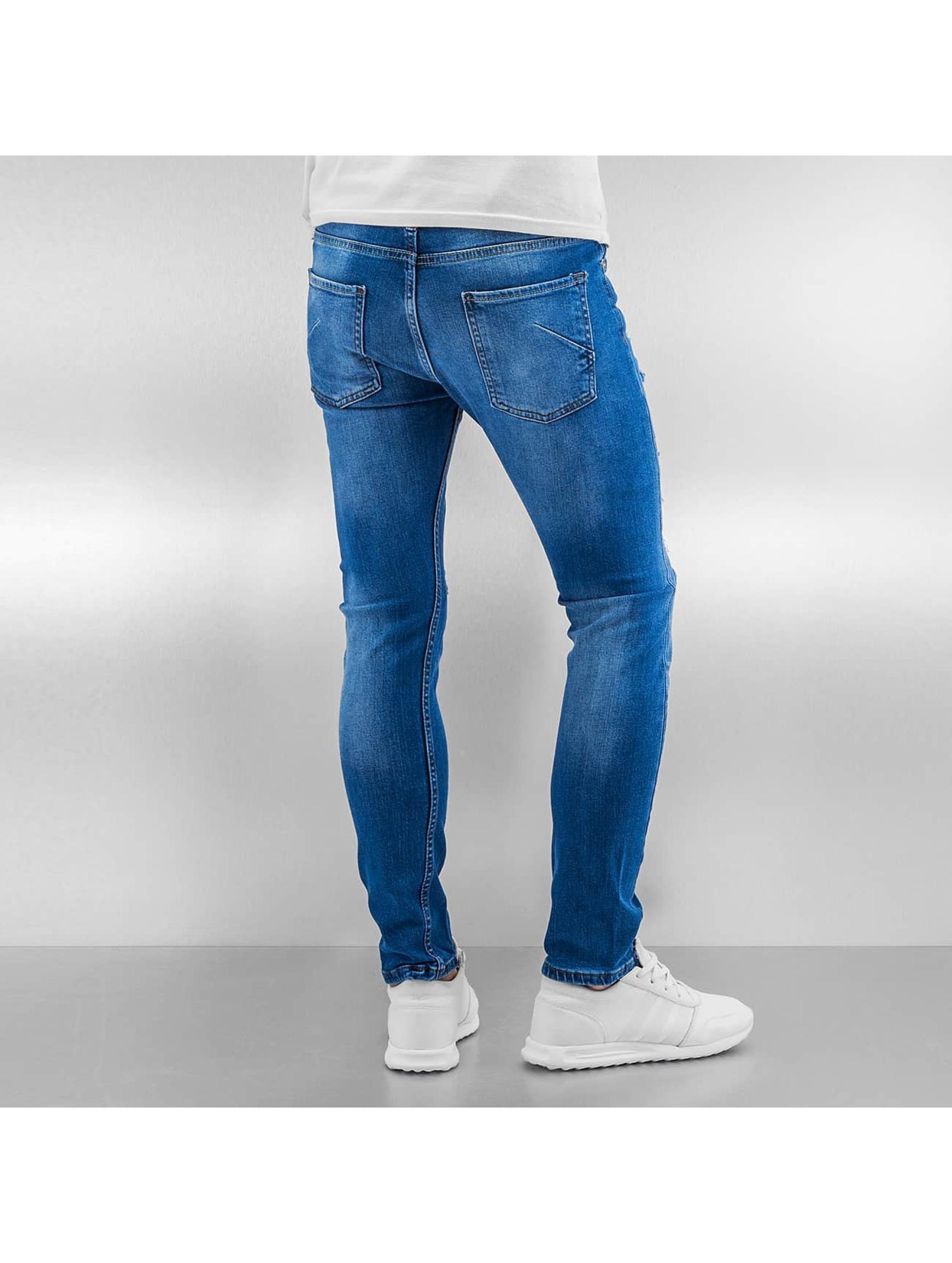 2Y Облегающие джинсы Hari синий