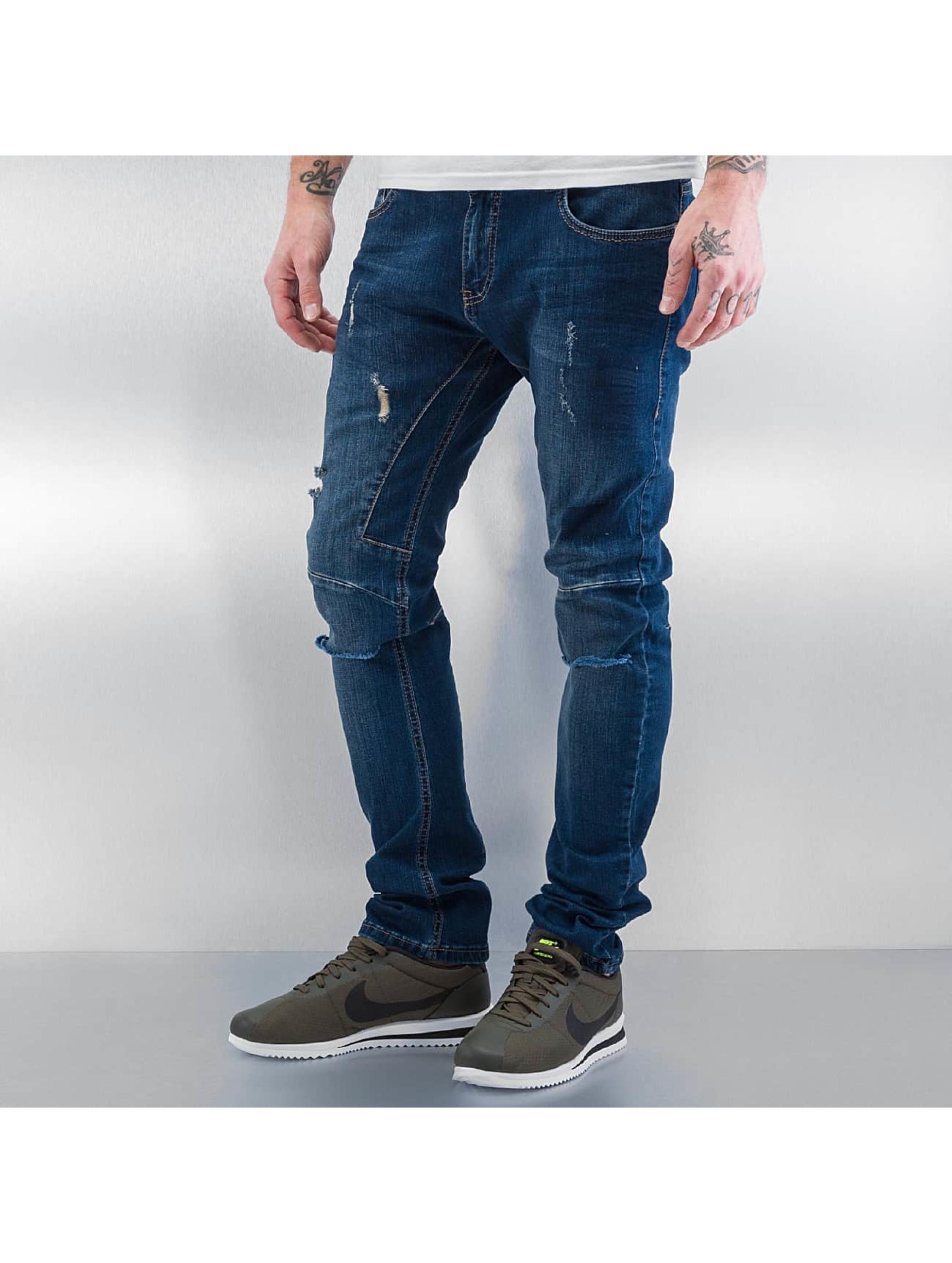2Y Облегающие джинсы Brest синий