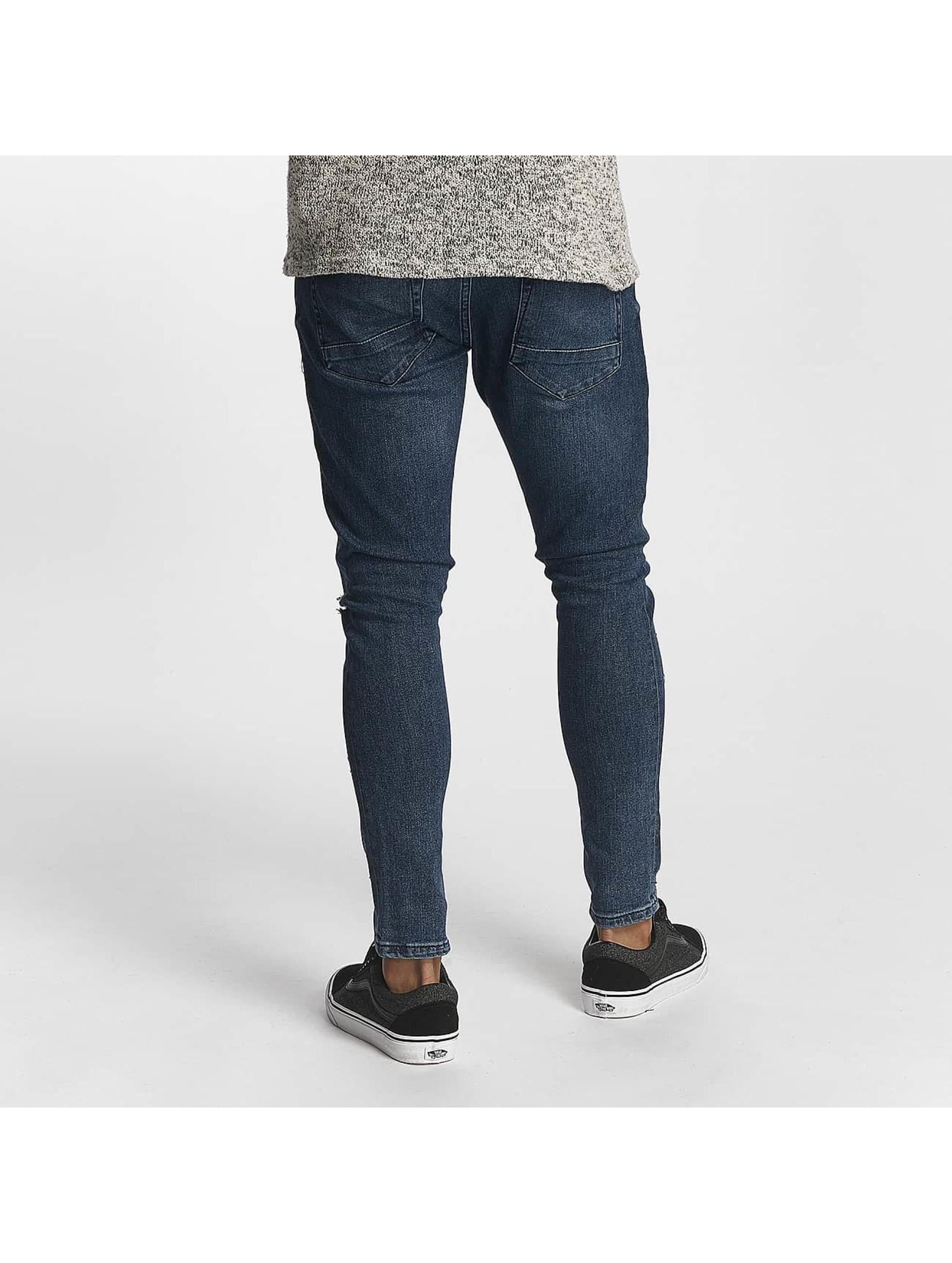 2Y Облегающие джинсы Jacob синий