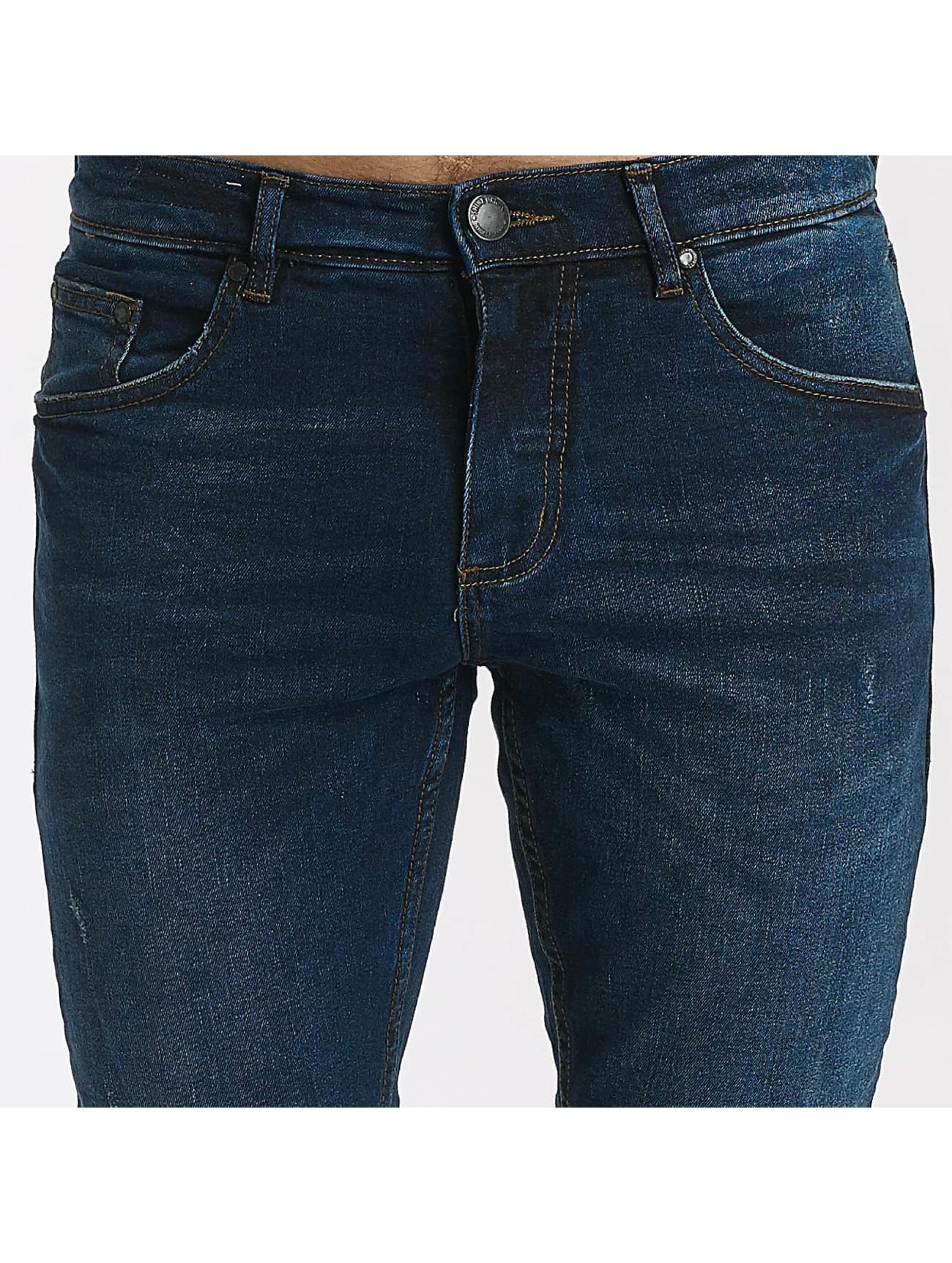 2Y Облегающие джинсы Zack синий