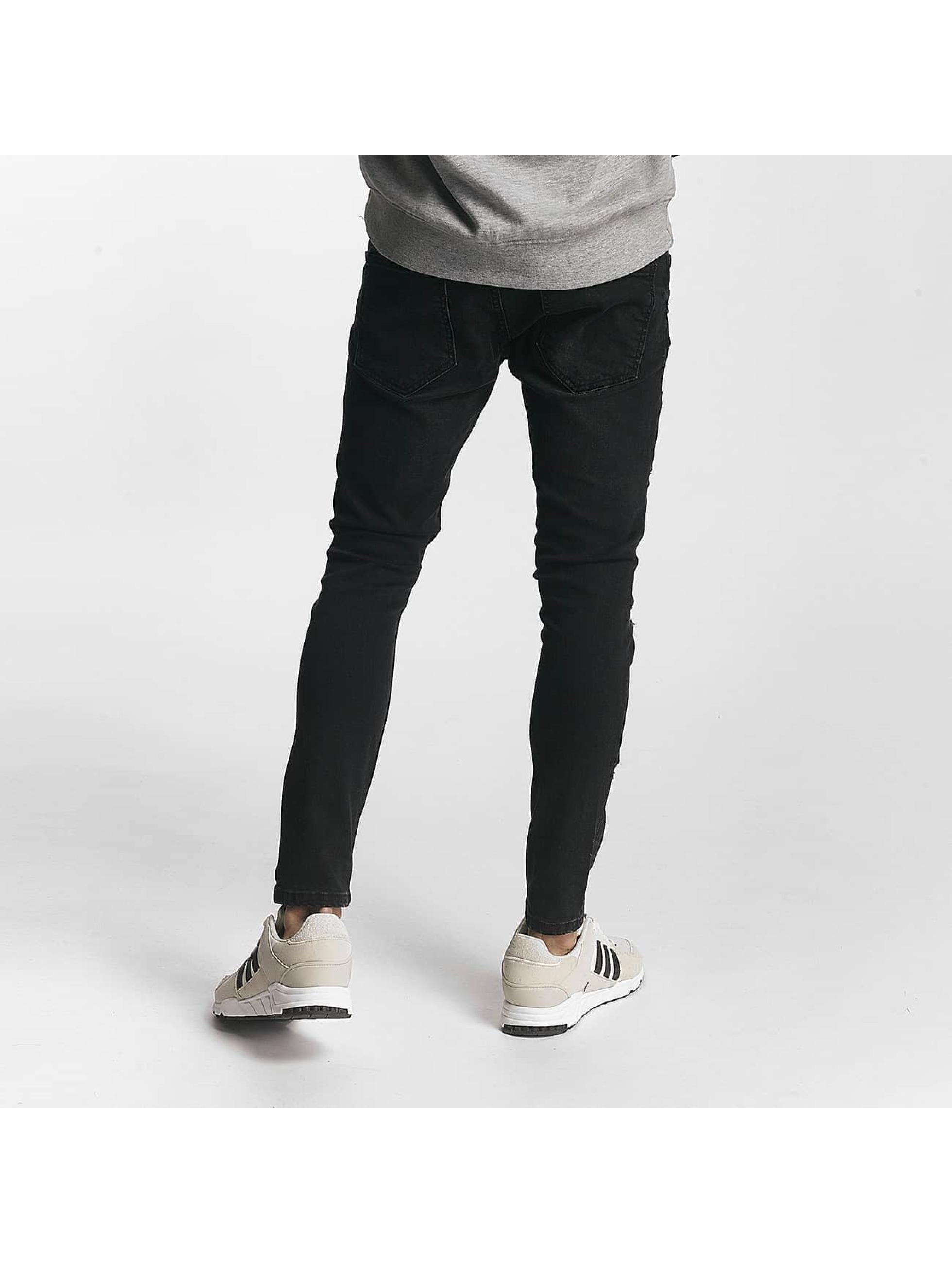 2Y Облегающие джинсы Muhammad черный