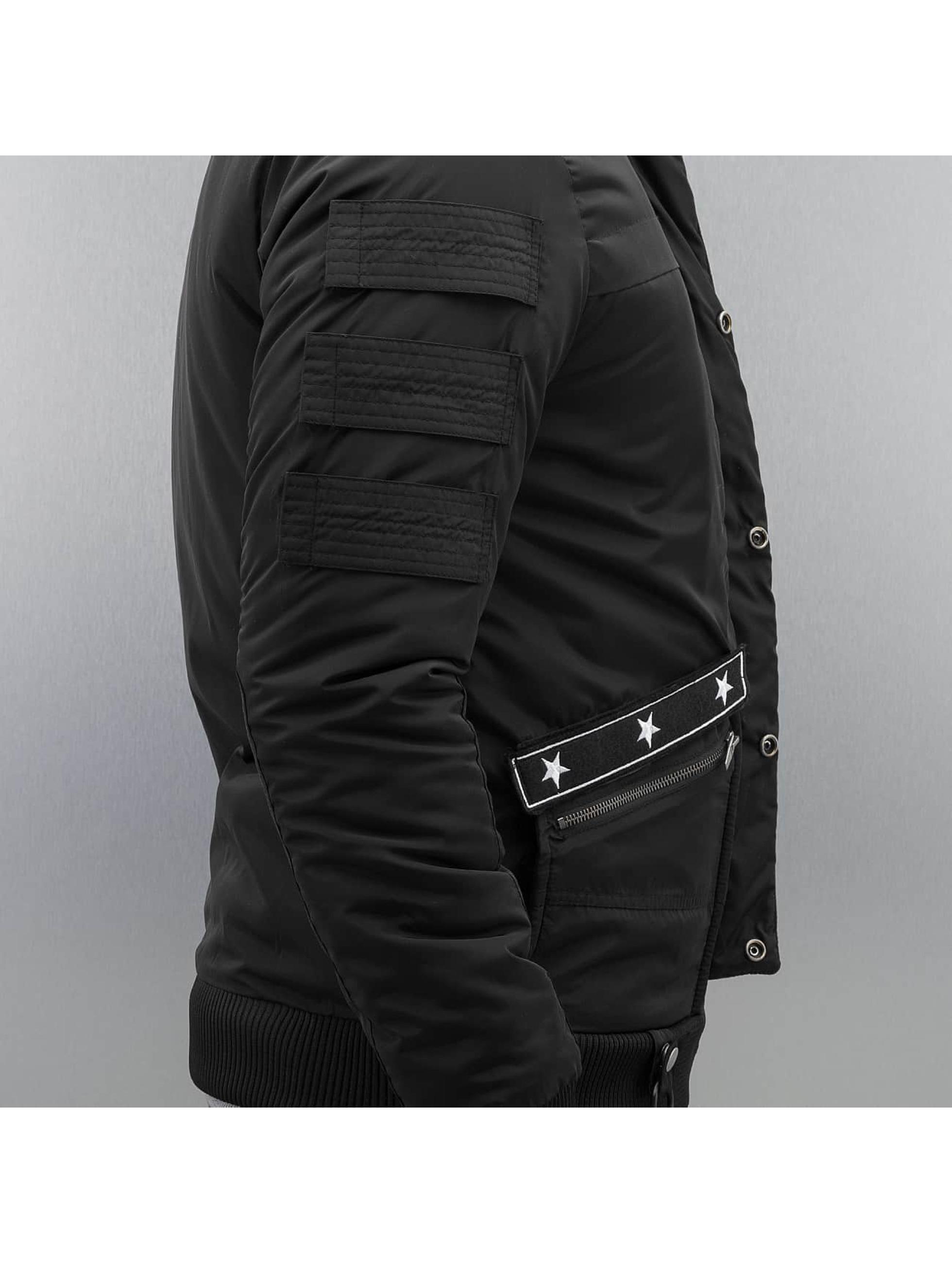 2Y Bomber jacket Linus black