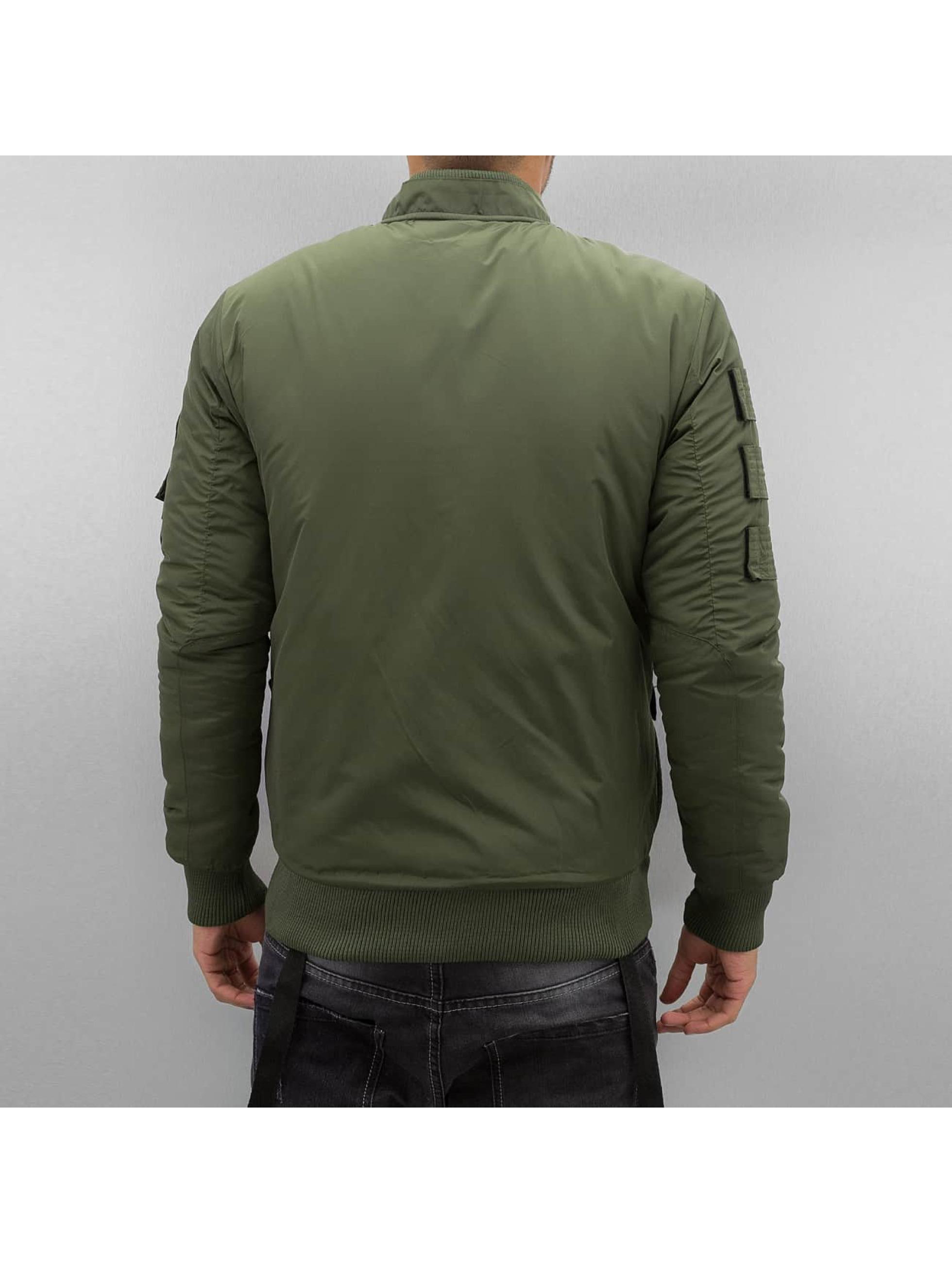 2Y Bomber jacket Linus khaki