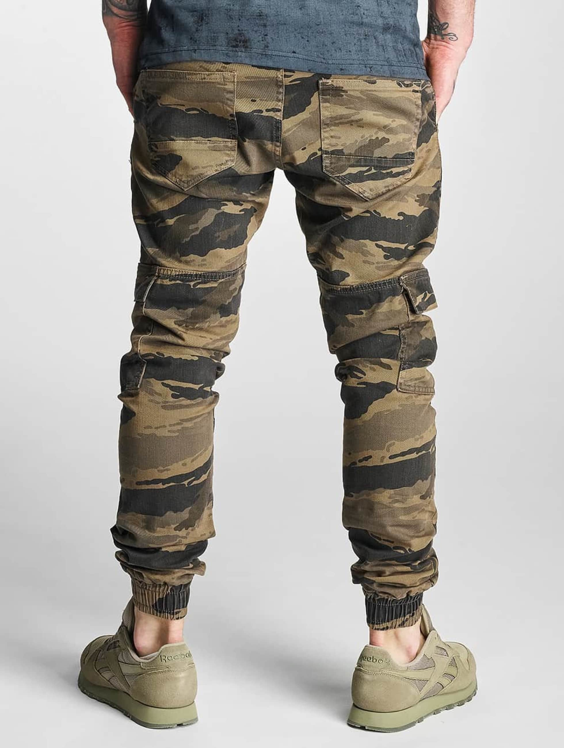 2Y Cargo Denim camouflage