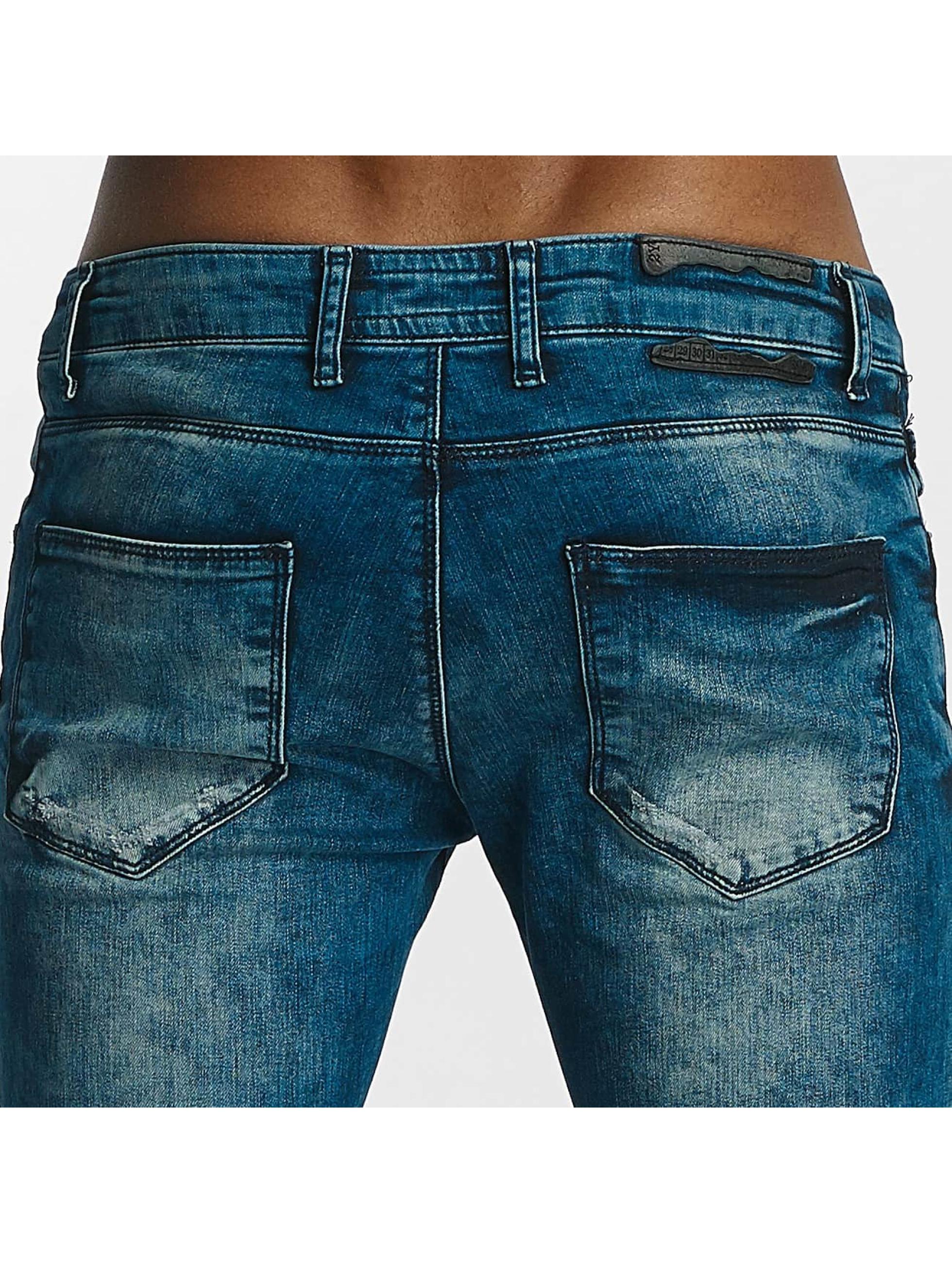 2Y Jean skinny George bleu