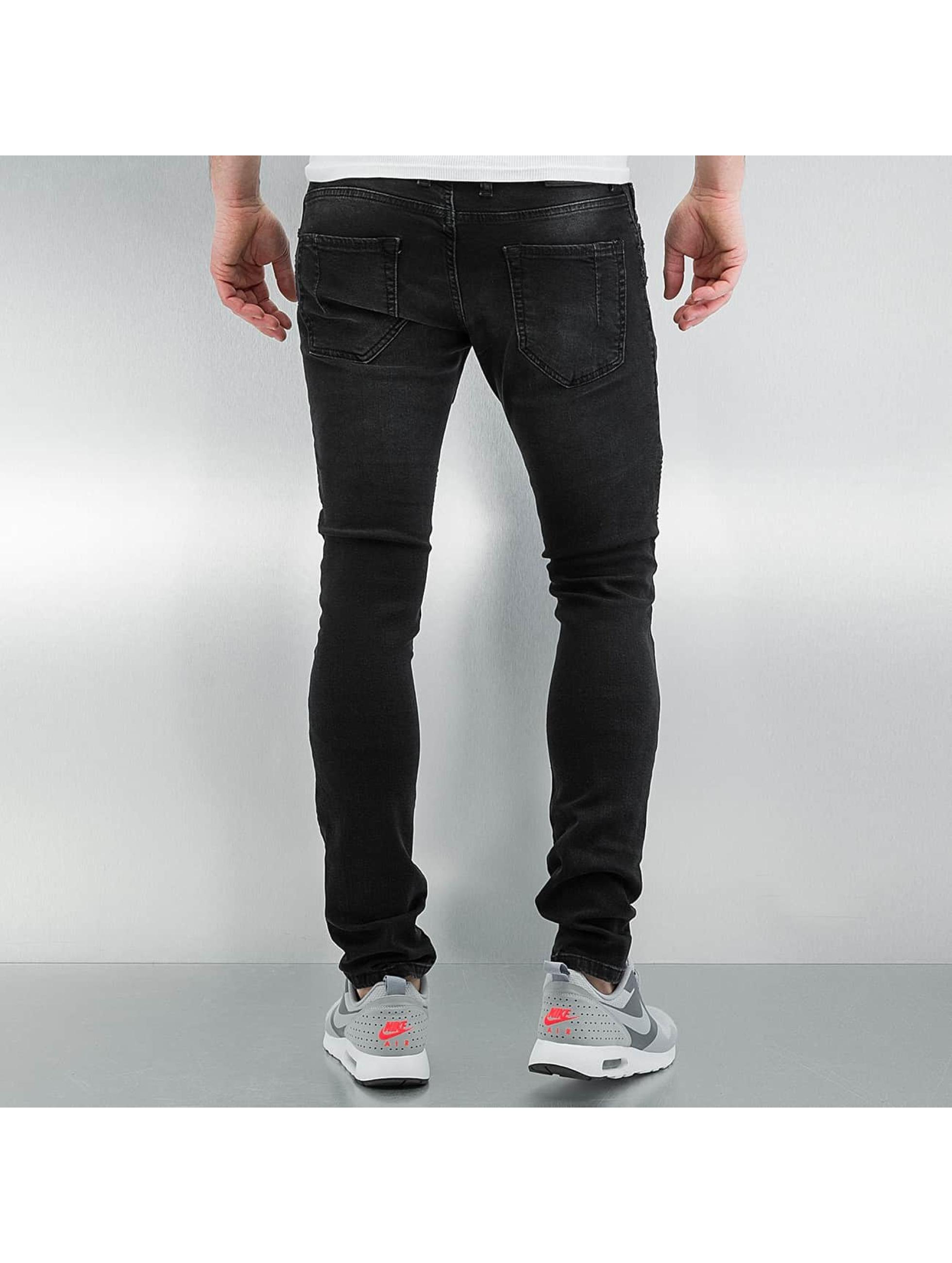 2y sintra noir homme jean skinny 2y acheter pas cher jean 343307. Black Bedroom Furniture Sets. Home Design Ideas