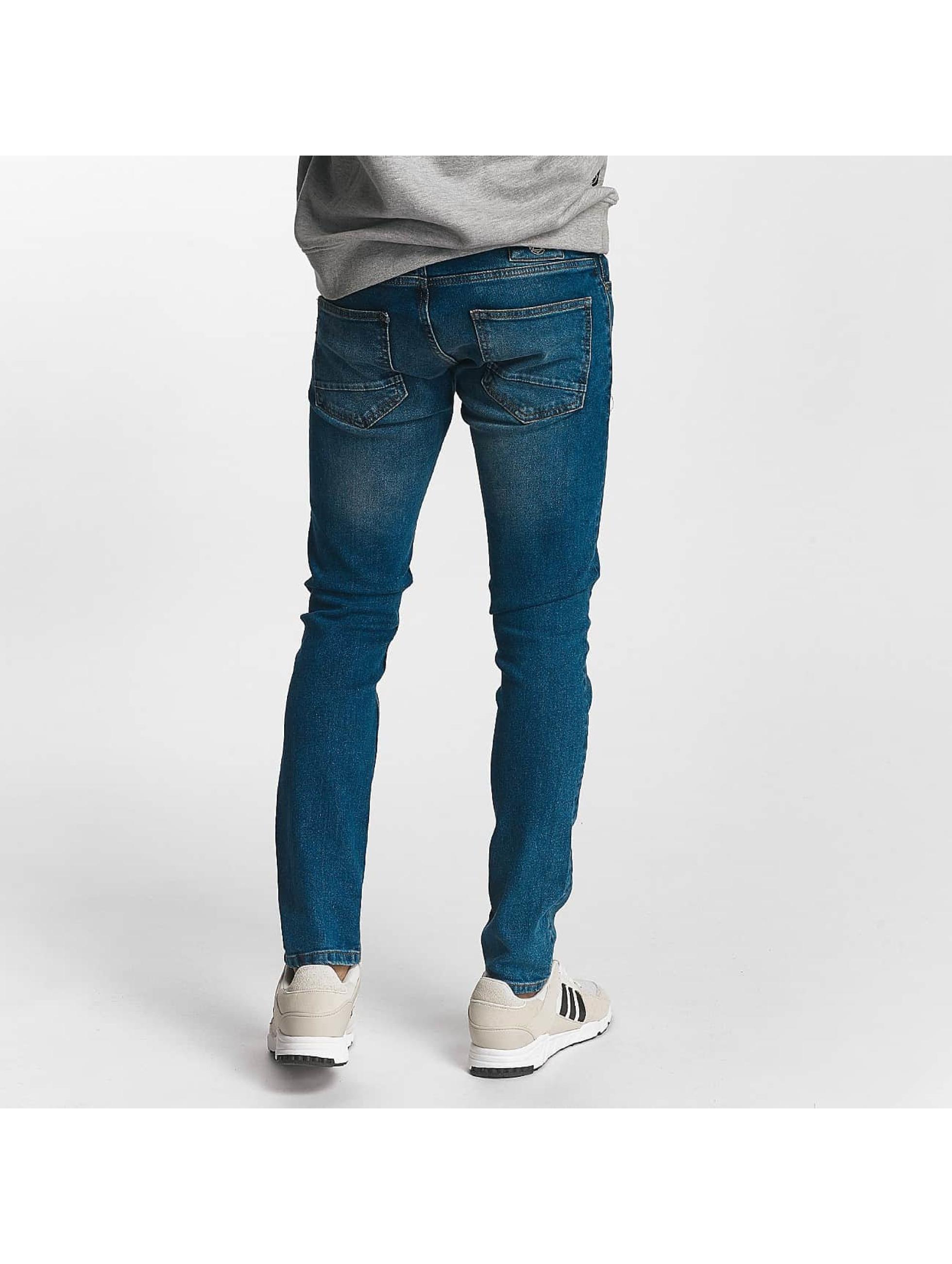 2Y Jean slim Joshua bleu