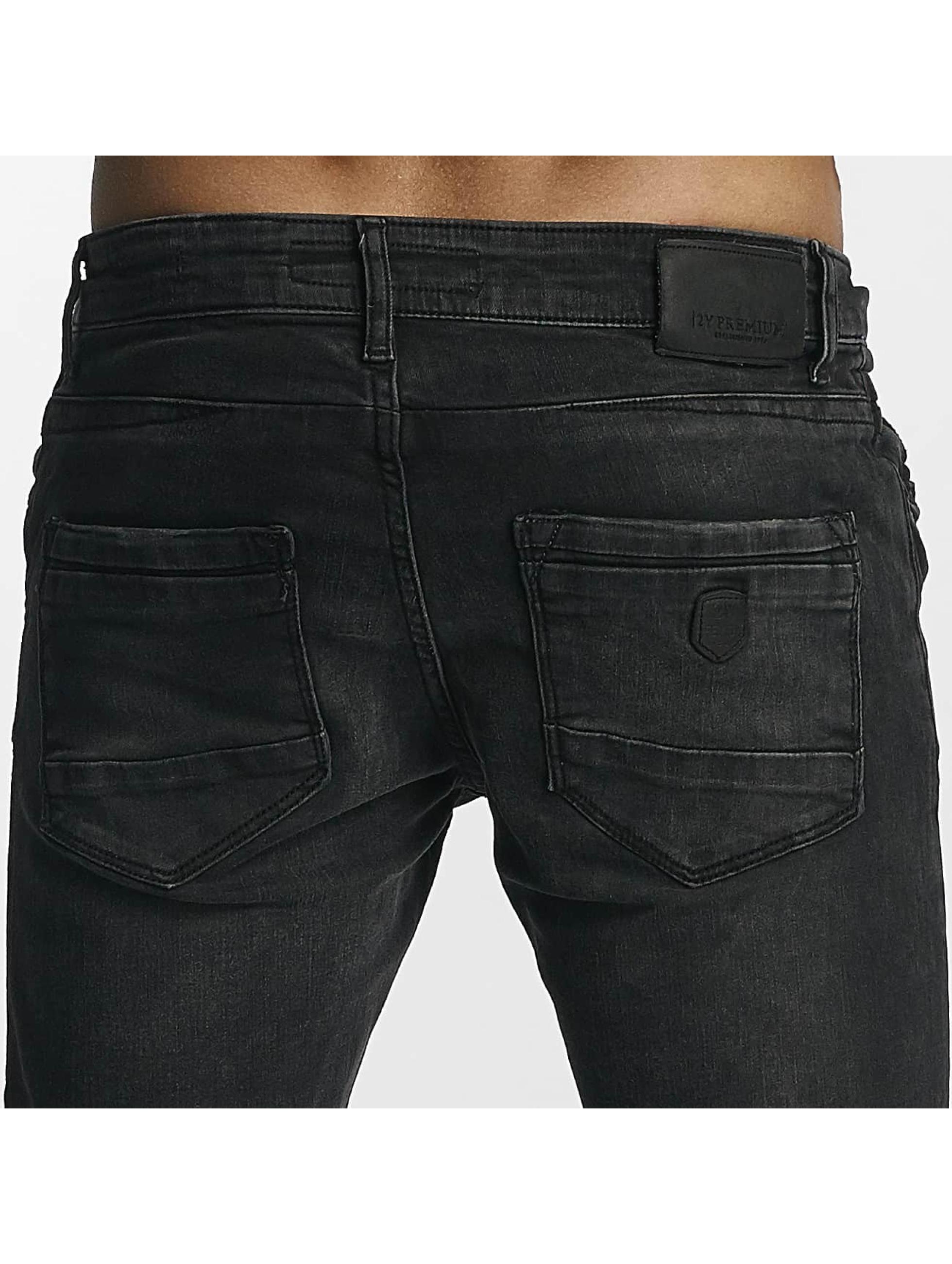 2Y Jean slim Ethan gris