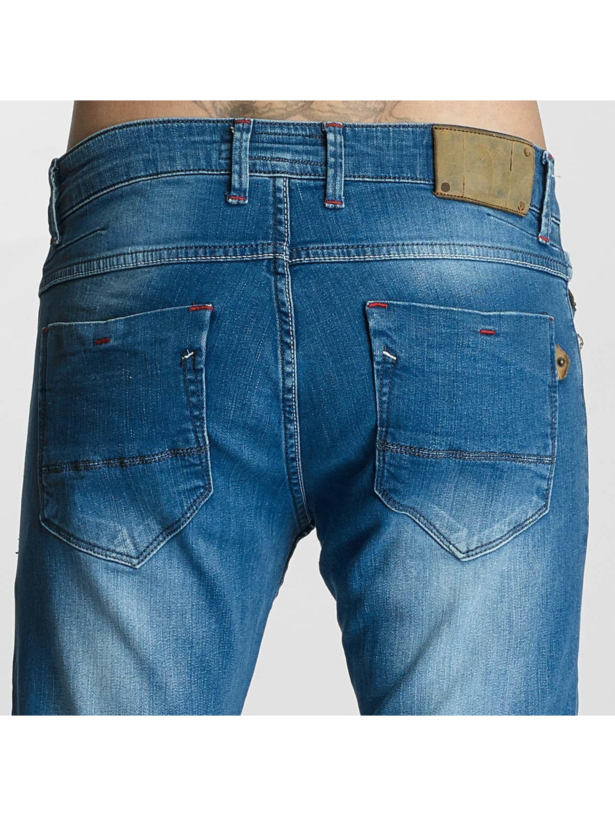 2Y Jeans slim fit Meerut blu