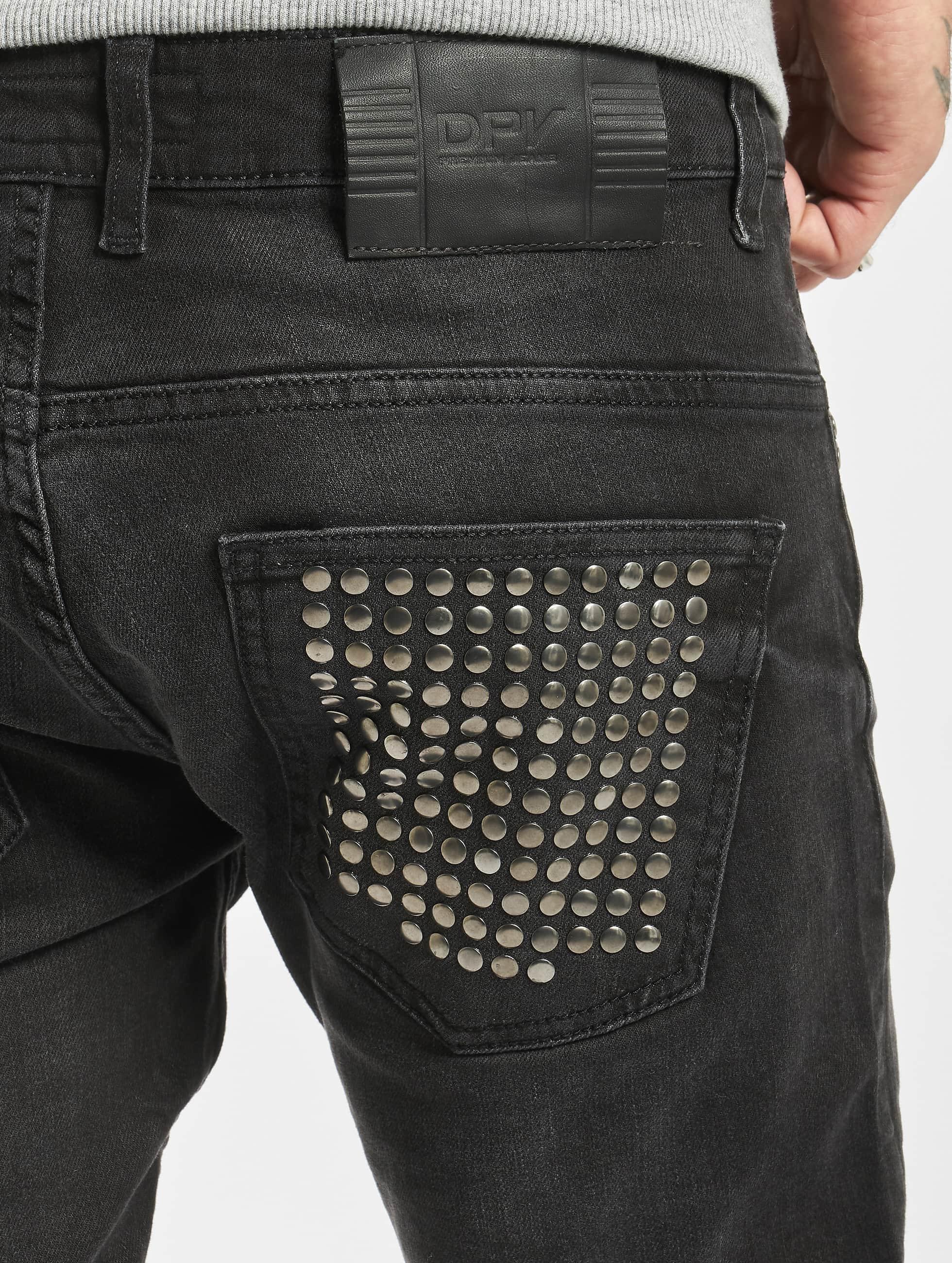2Y Jeans slim fit Rivet nero