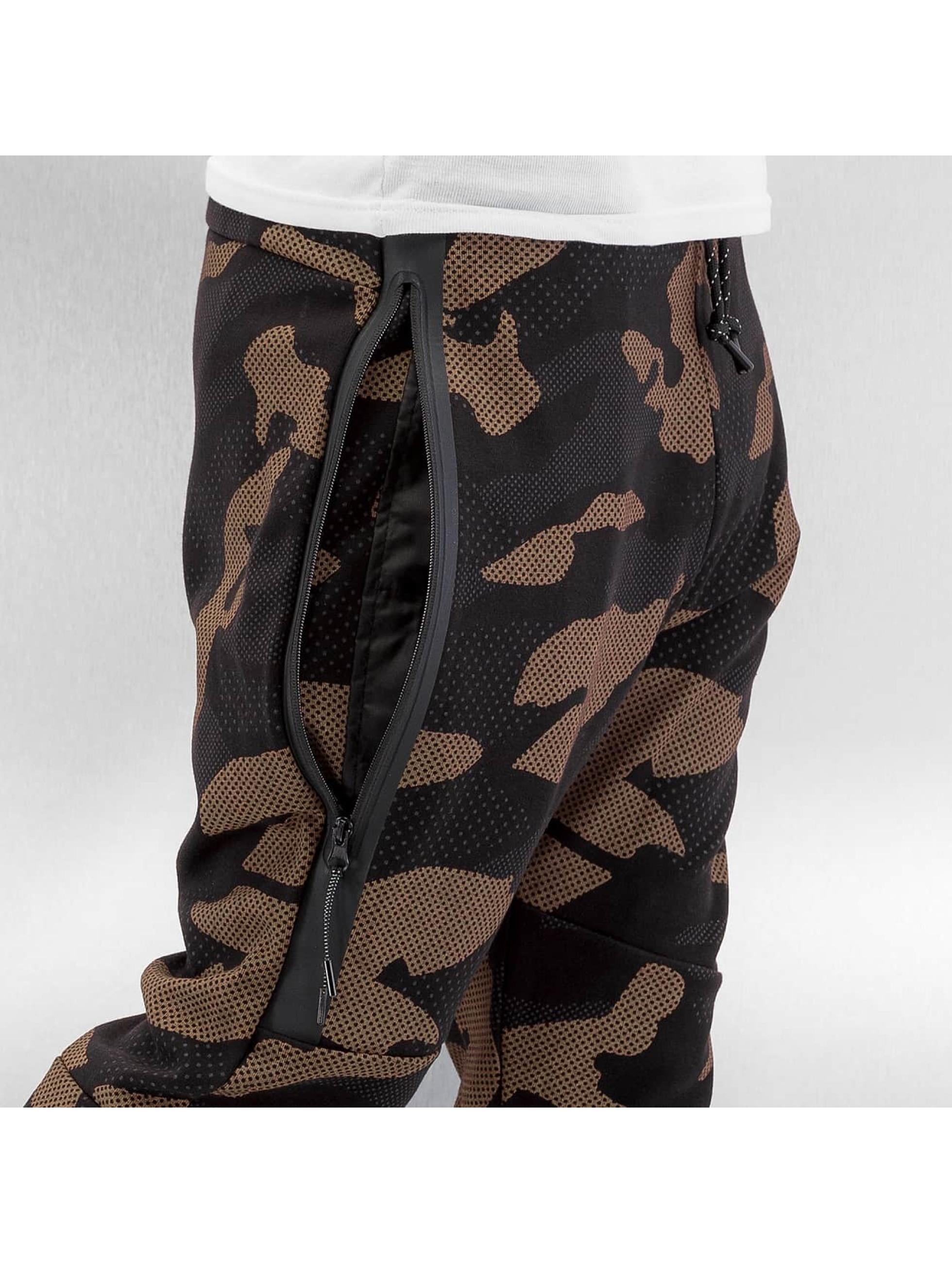2Y Jogging pantolonları Oldbury kahverengi