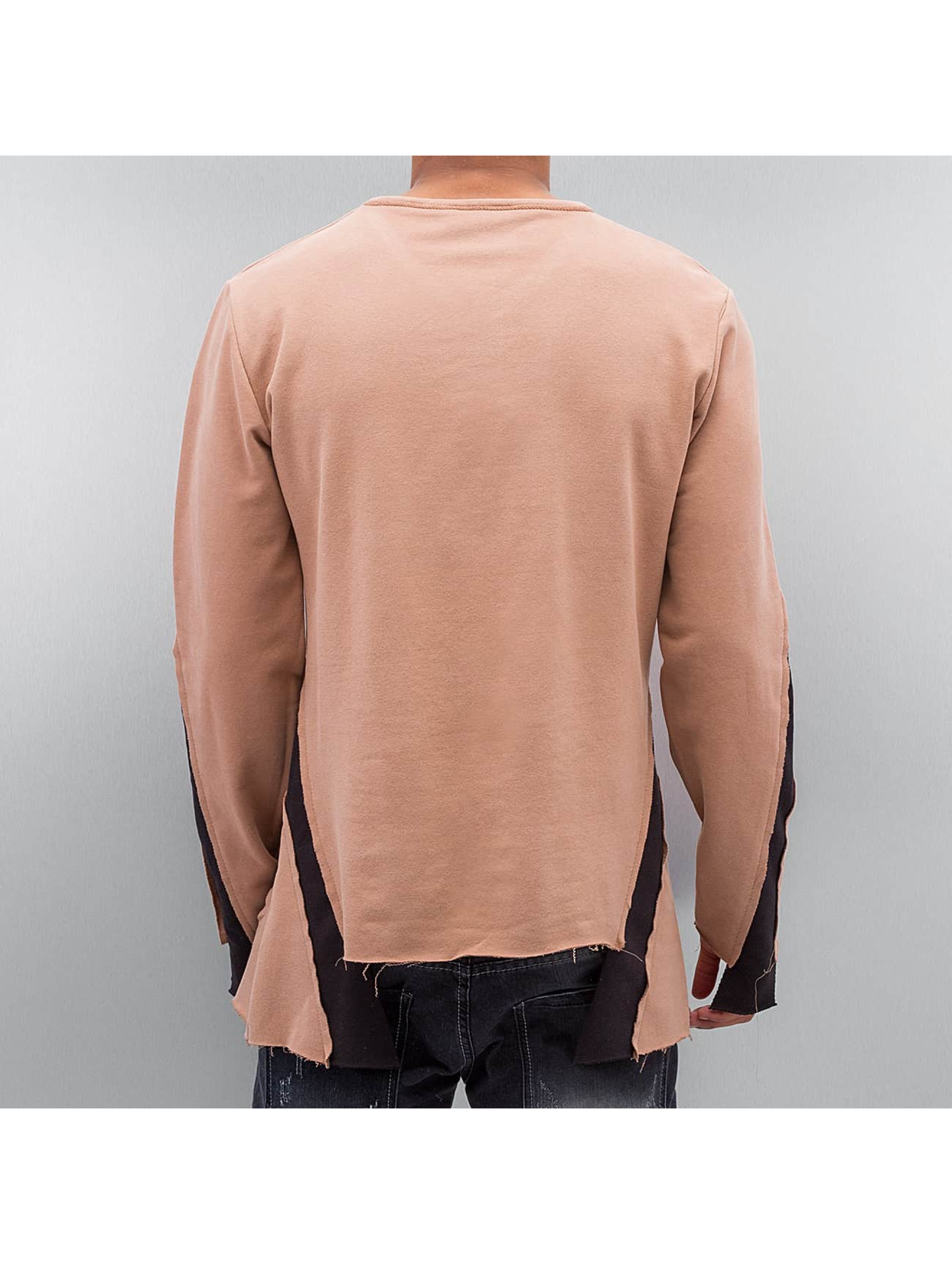 2Y Pullover Tobin brown