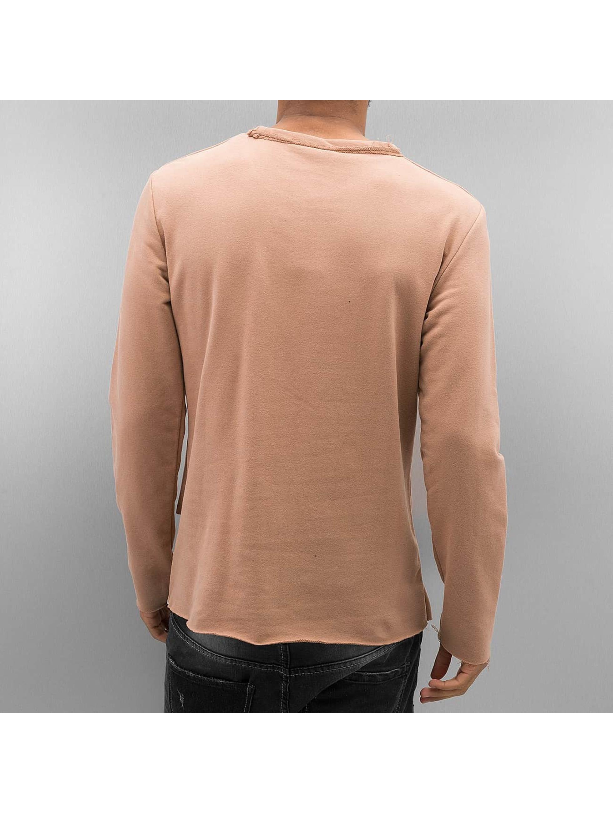 2Y Pullover Brügge brown