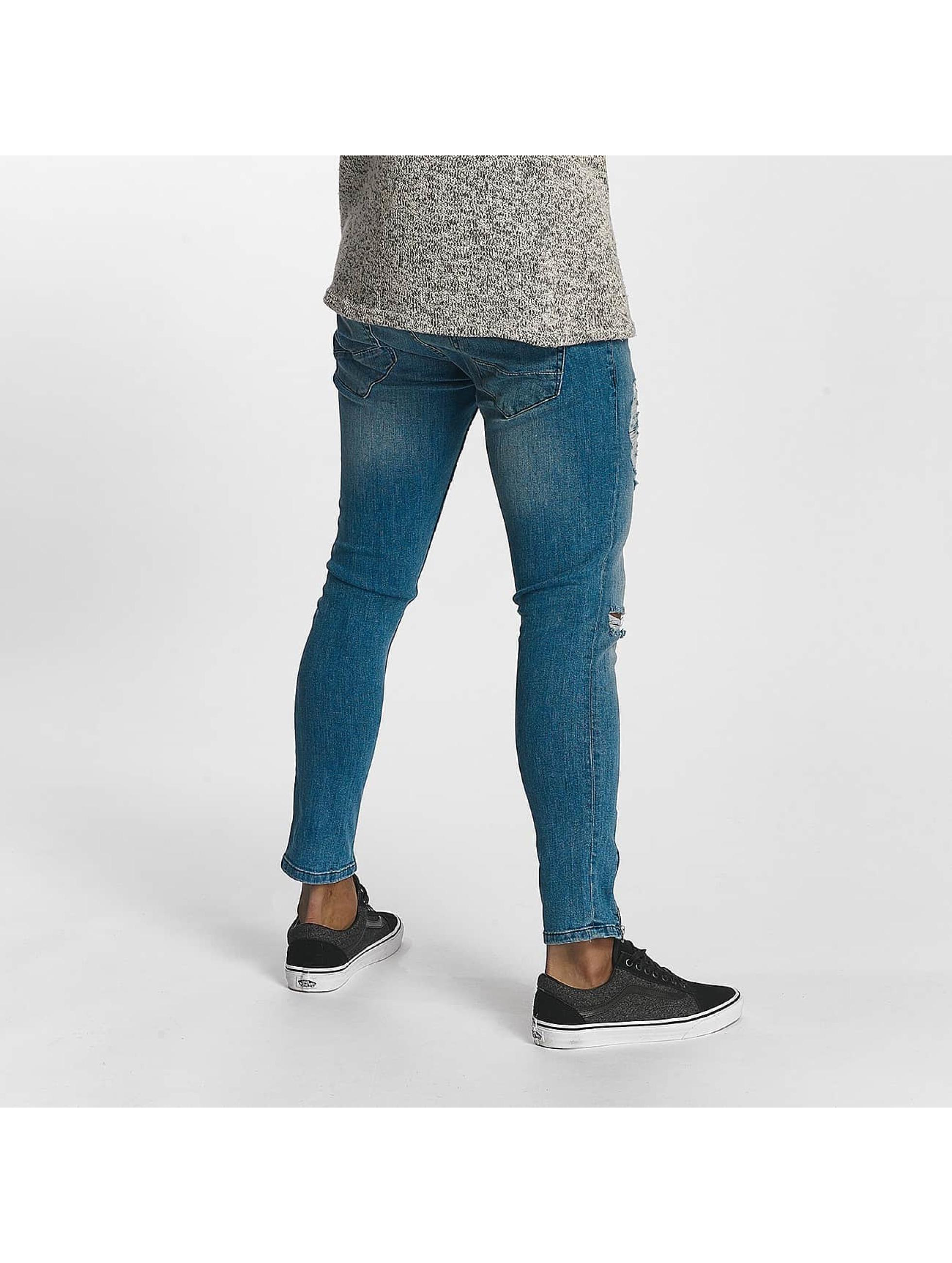 2Y Skinny jeans Riley blå