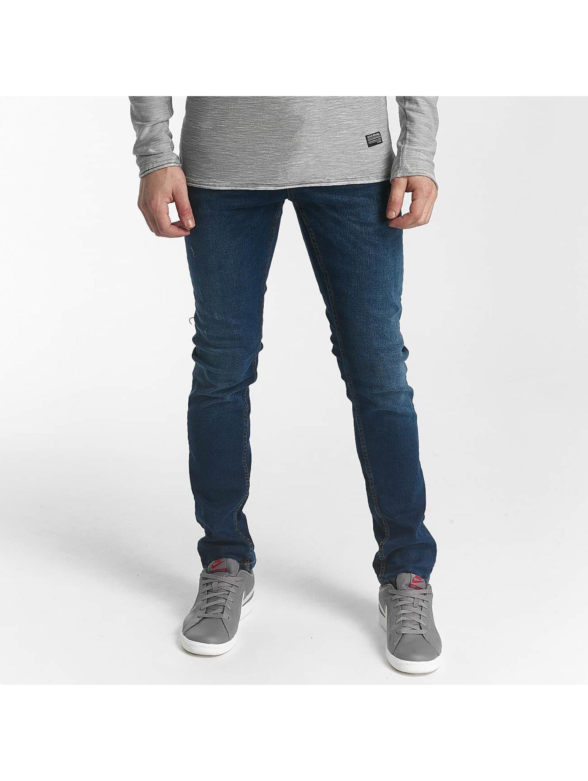 2Y Skinny jeans Zack blå
