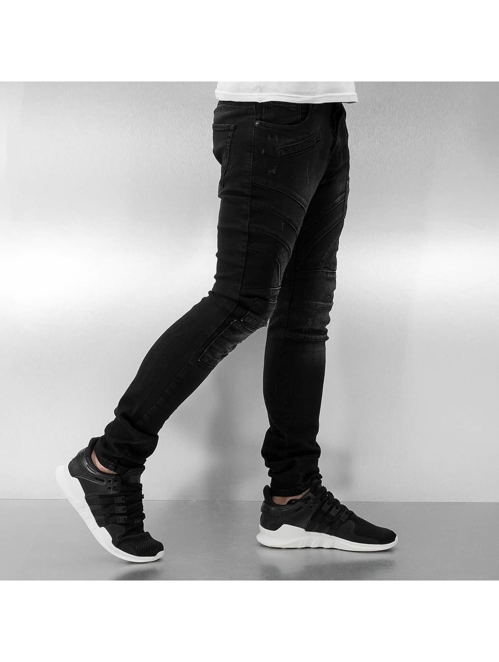 2Y Skinny Jeans Kokkur black