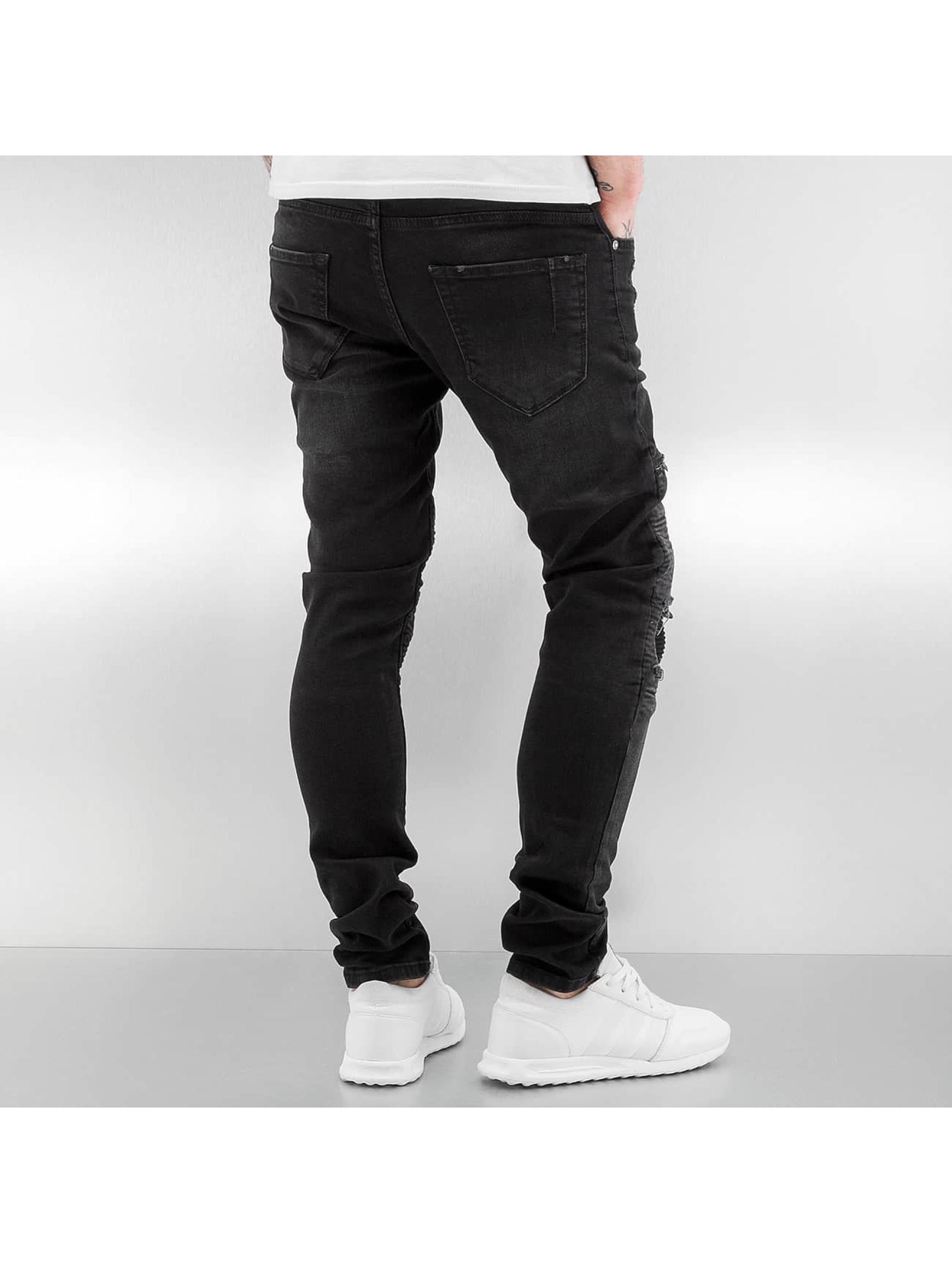2Y Skinny Jeans Grischa black