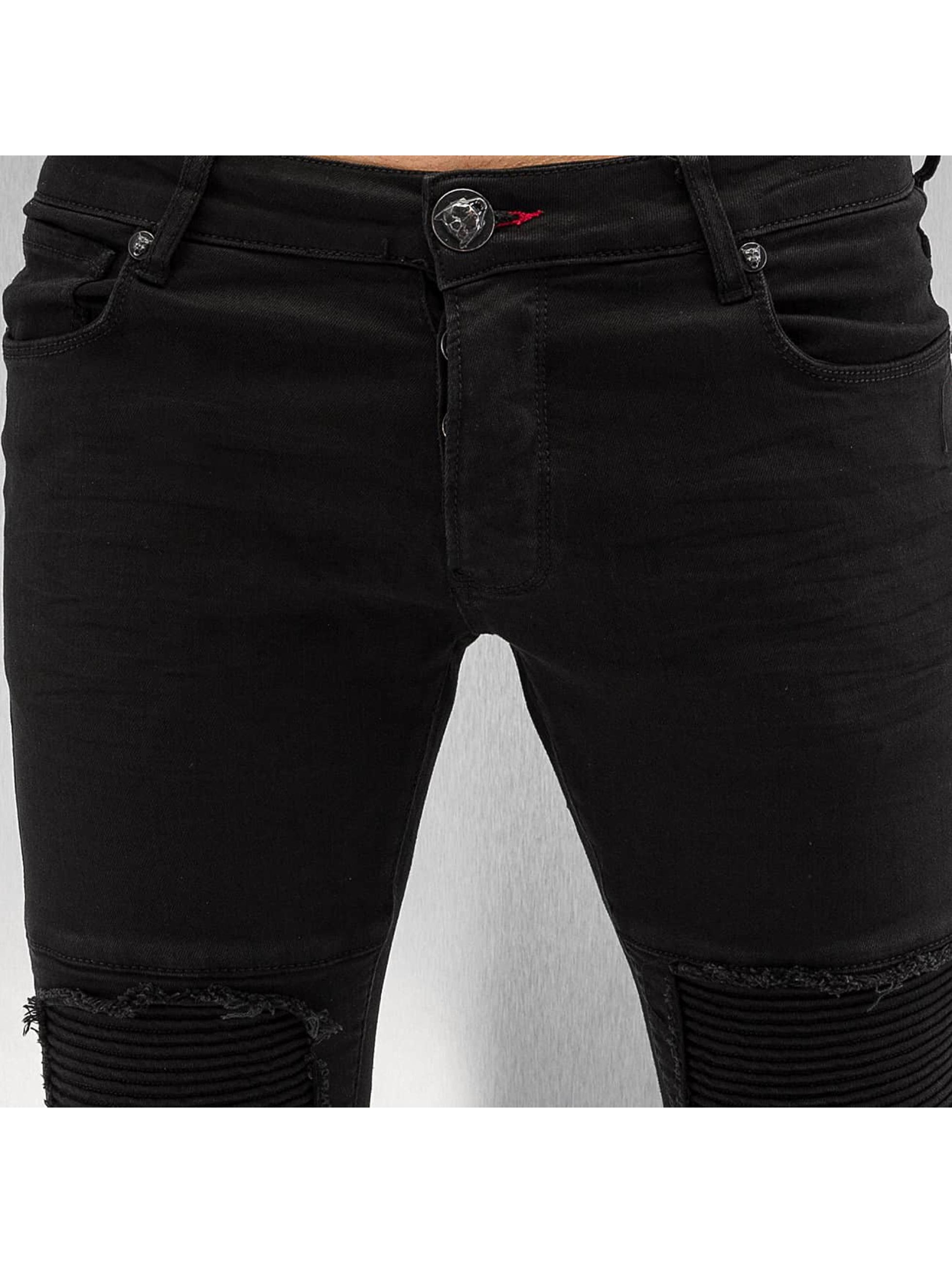 2Y Skinny Jeans Cannock black