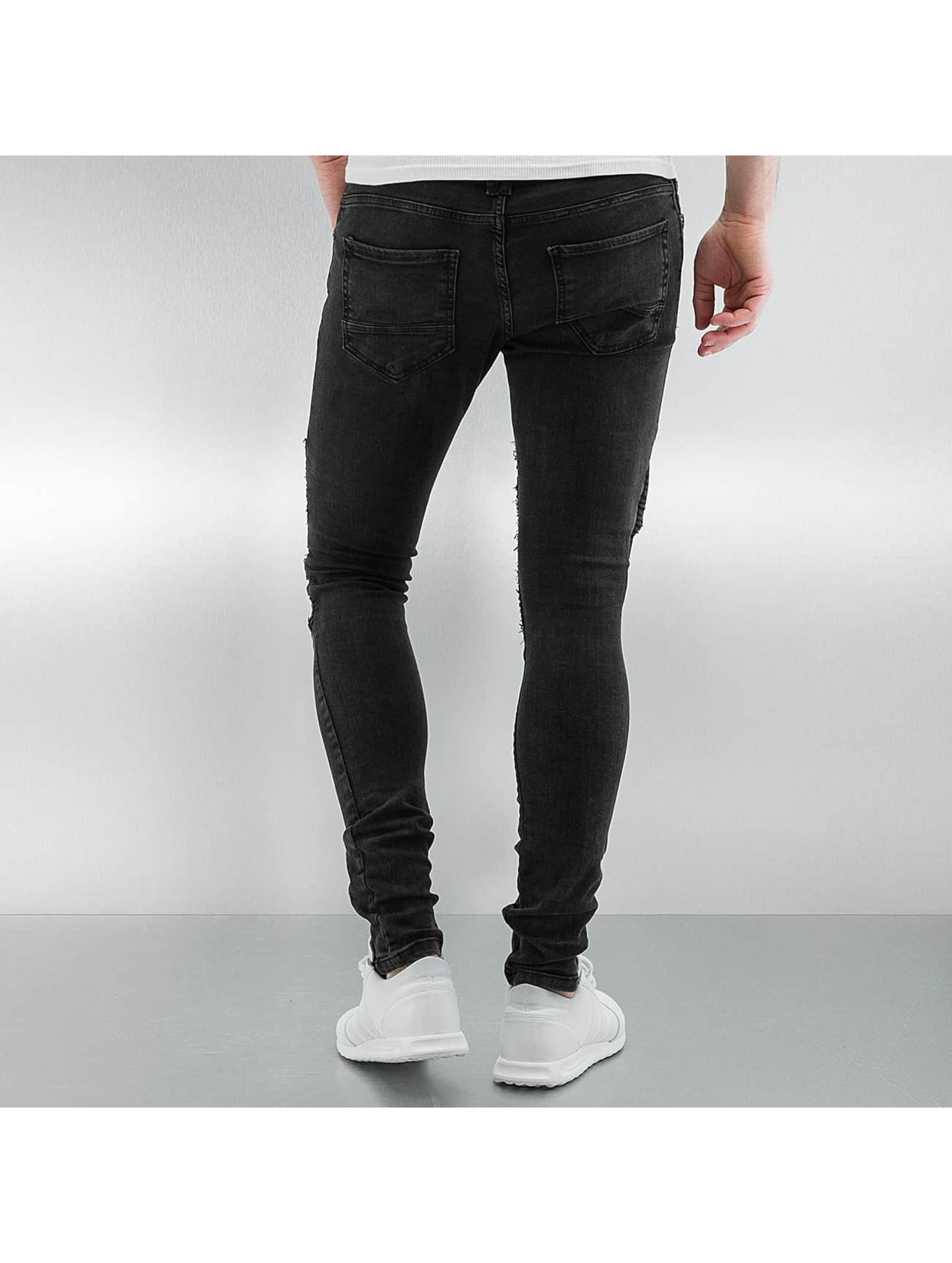 2Y Skinny Jeans Alentjeo black