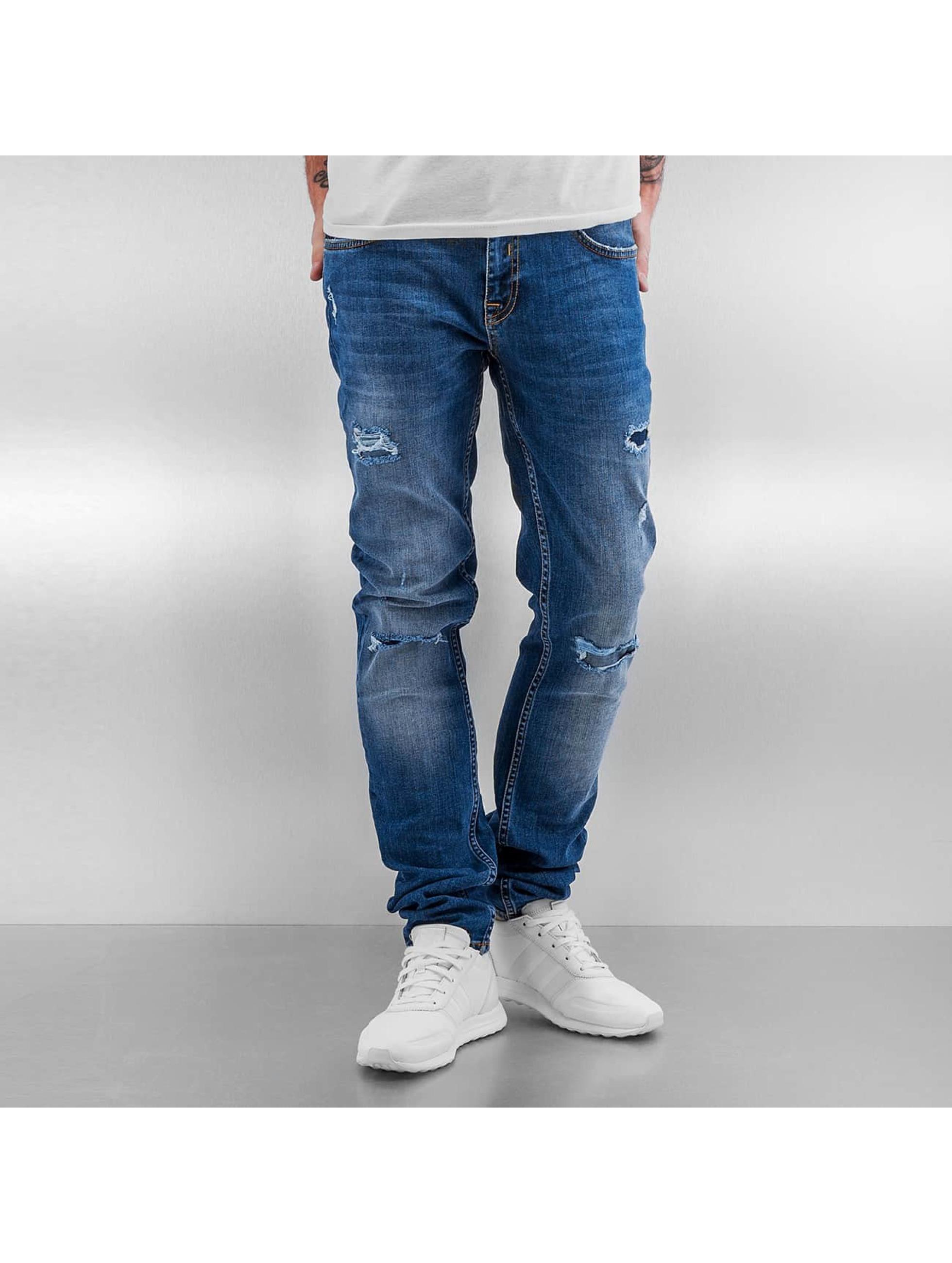 Skinny Jeans Vaasa in blau
