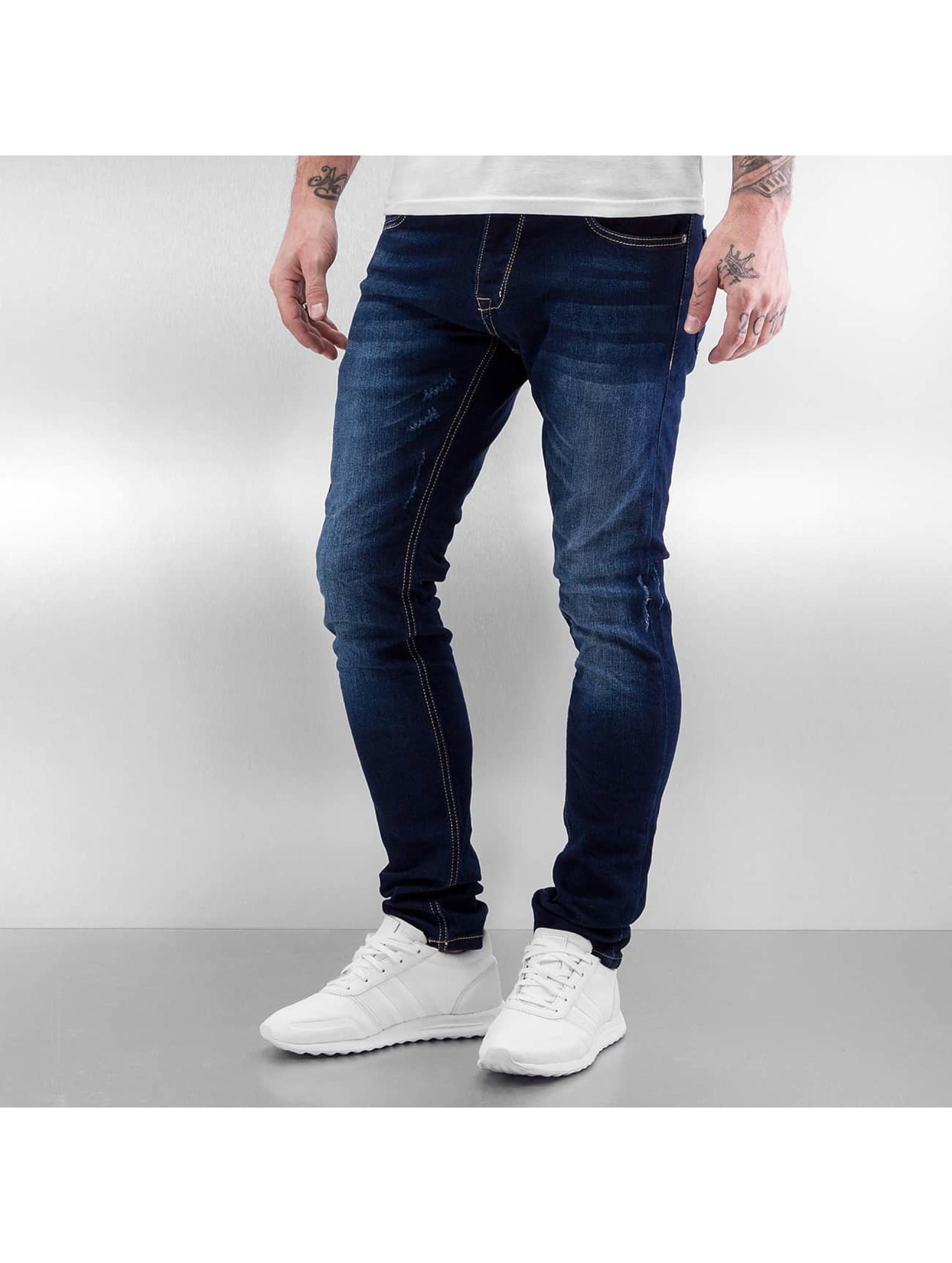 Skinny Jeans Gautam in blau