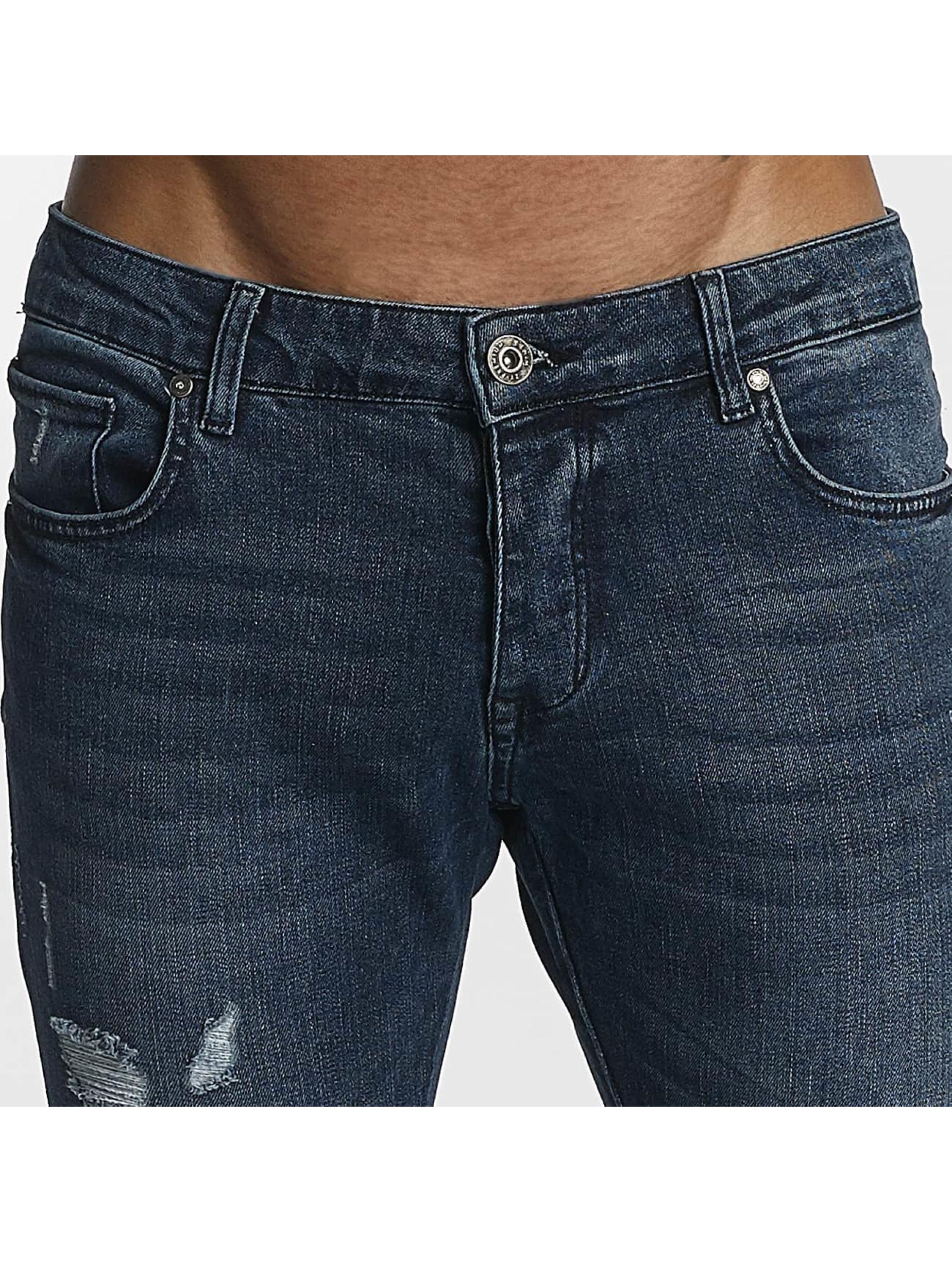2Y Skinny Jeans Jacob blau