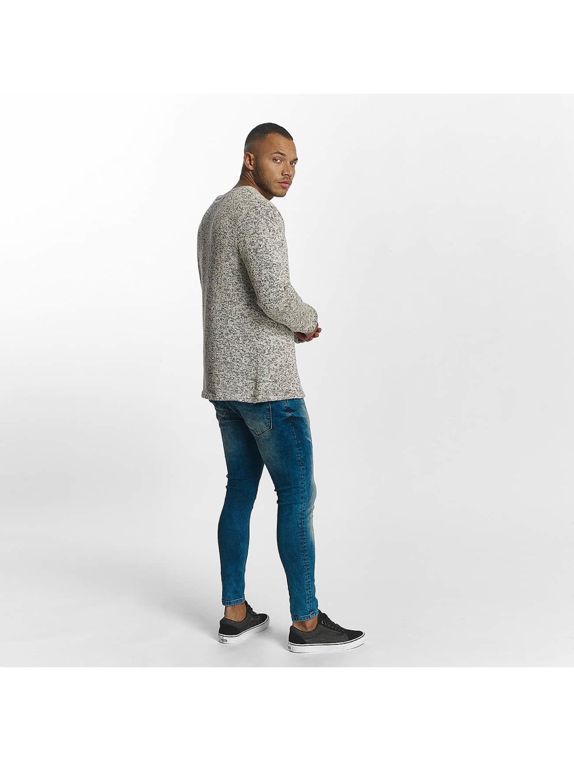 2Y Skinny Jeans George blau