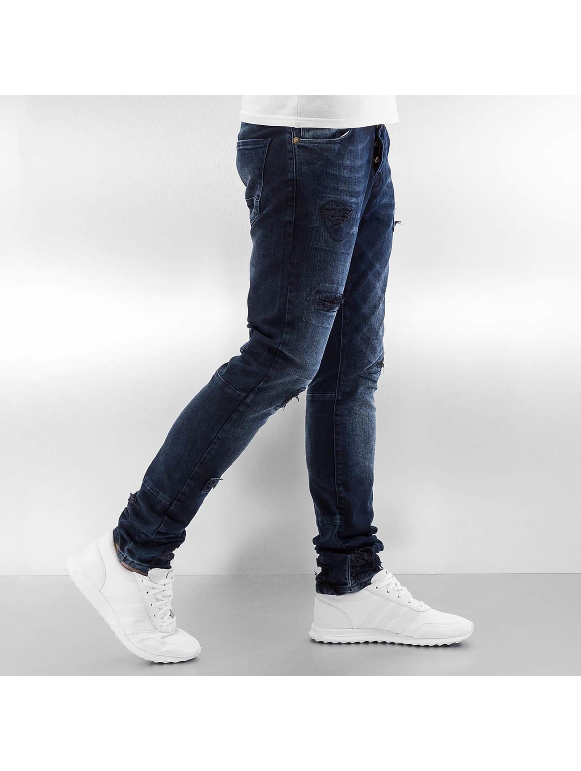 2Y Skinny jeans Kun blauw