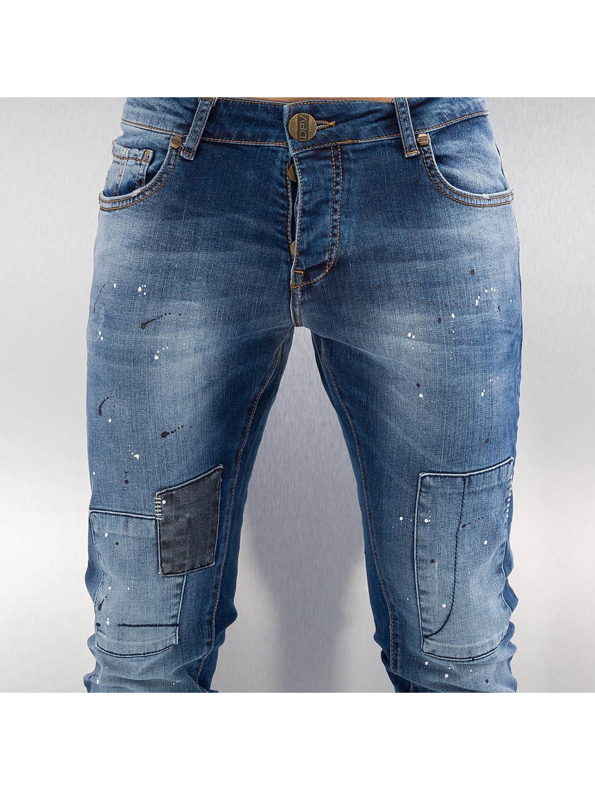 2Y Skinny jeans Naresh blauw