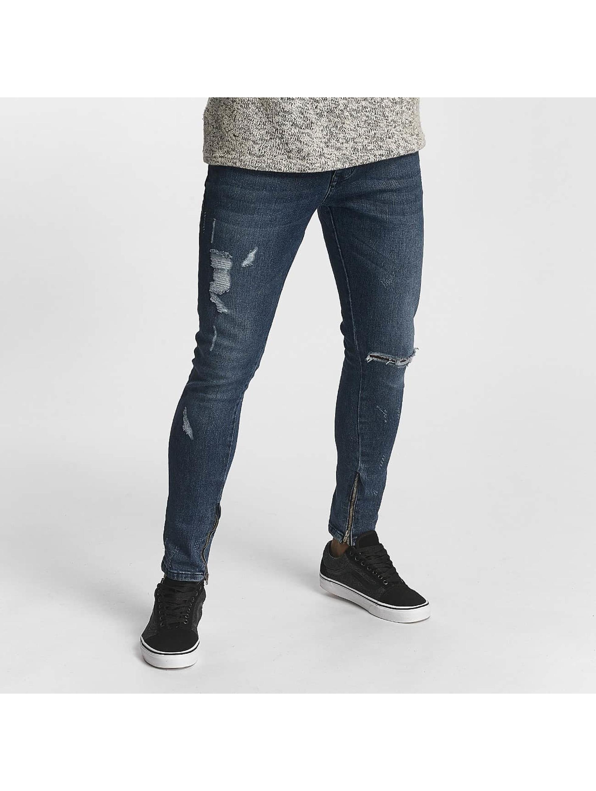 2Y Skinny jeans Jacob blauw
