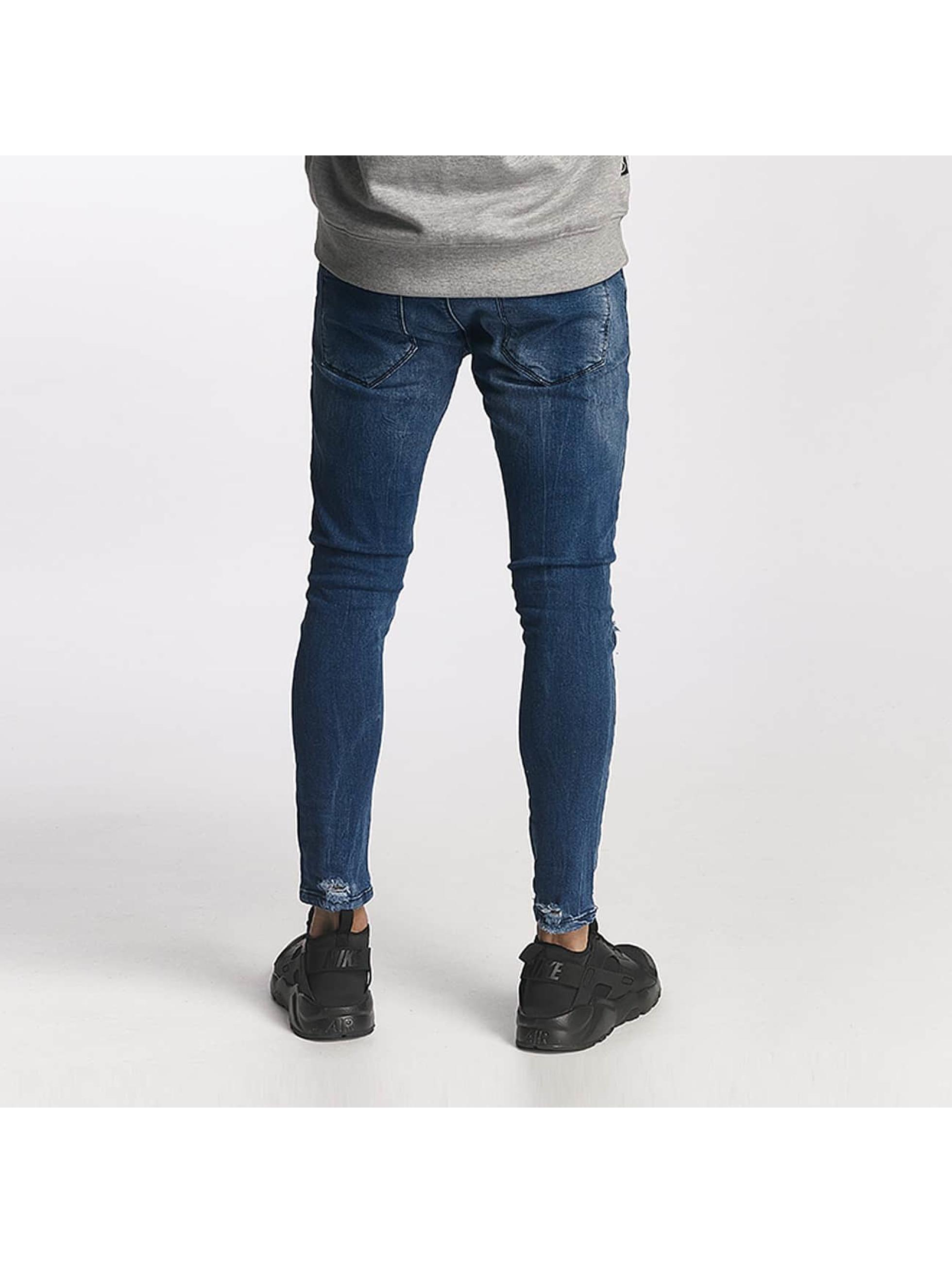 2Y Skinny jeans Jack blauw