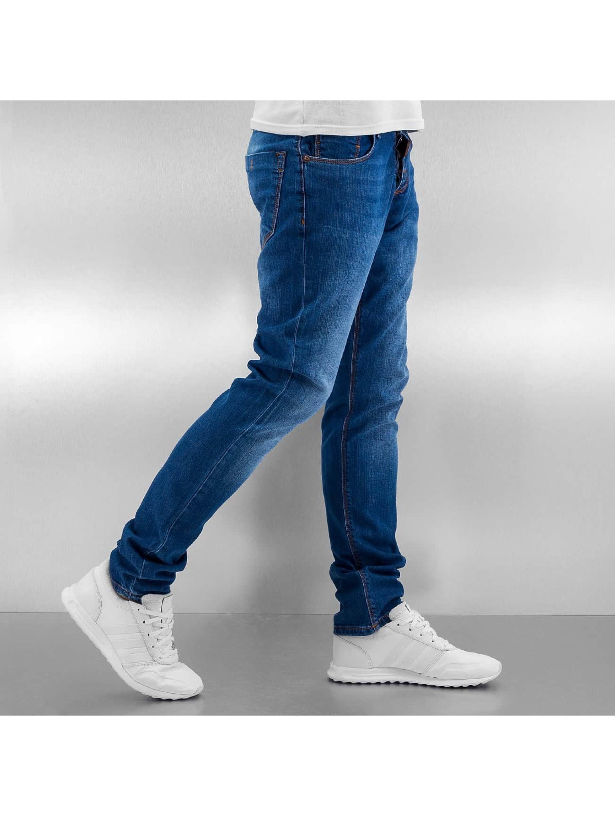 2Y Skinny Jeans Haki blue