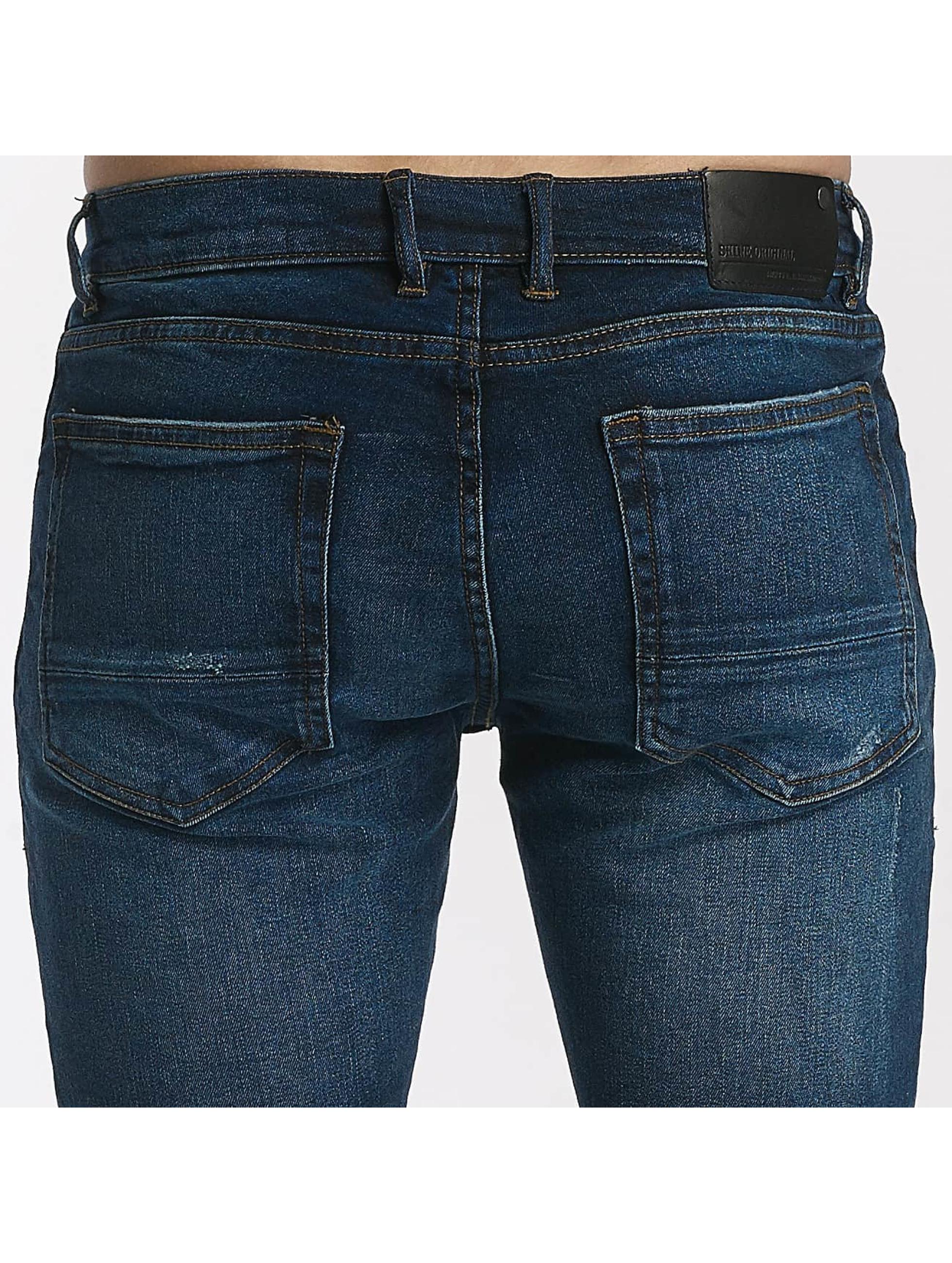 2Y Skinny Jeans Zack blue