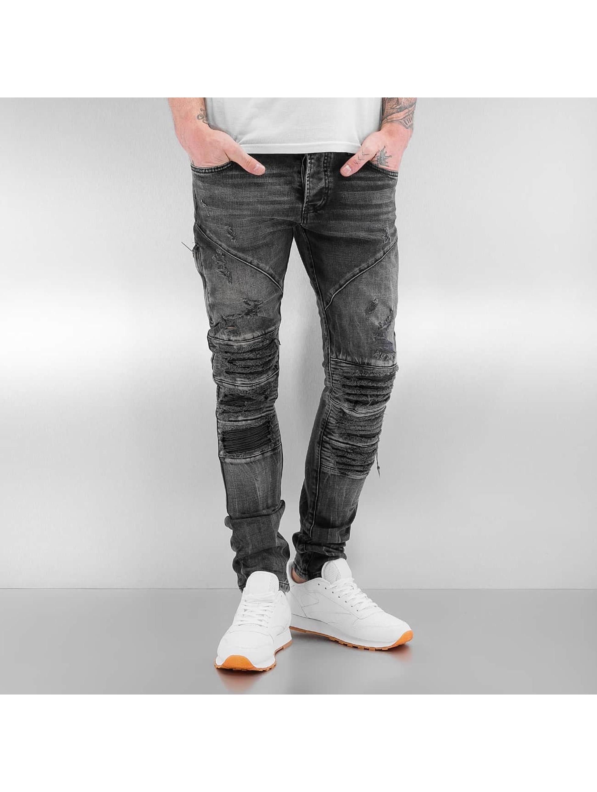 Skinny Jeans Birmingham in grau