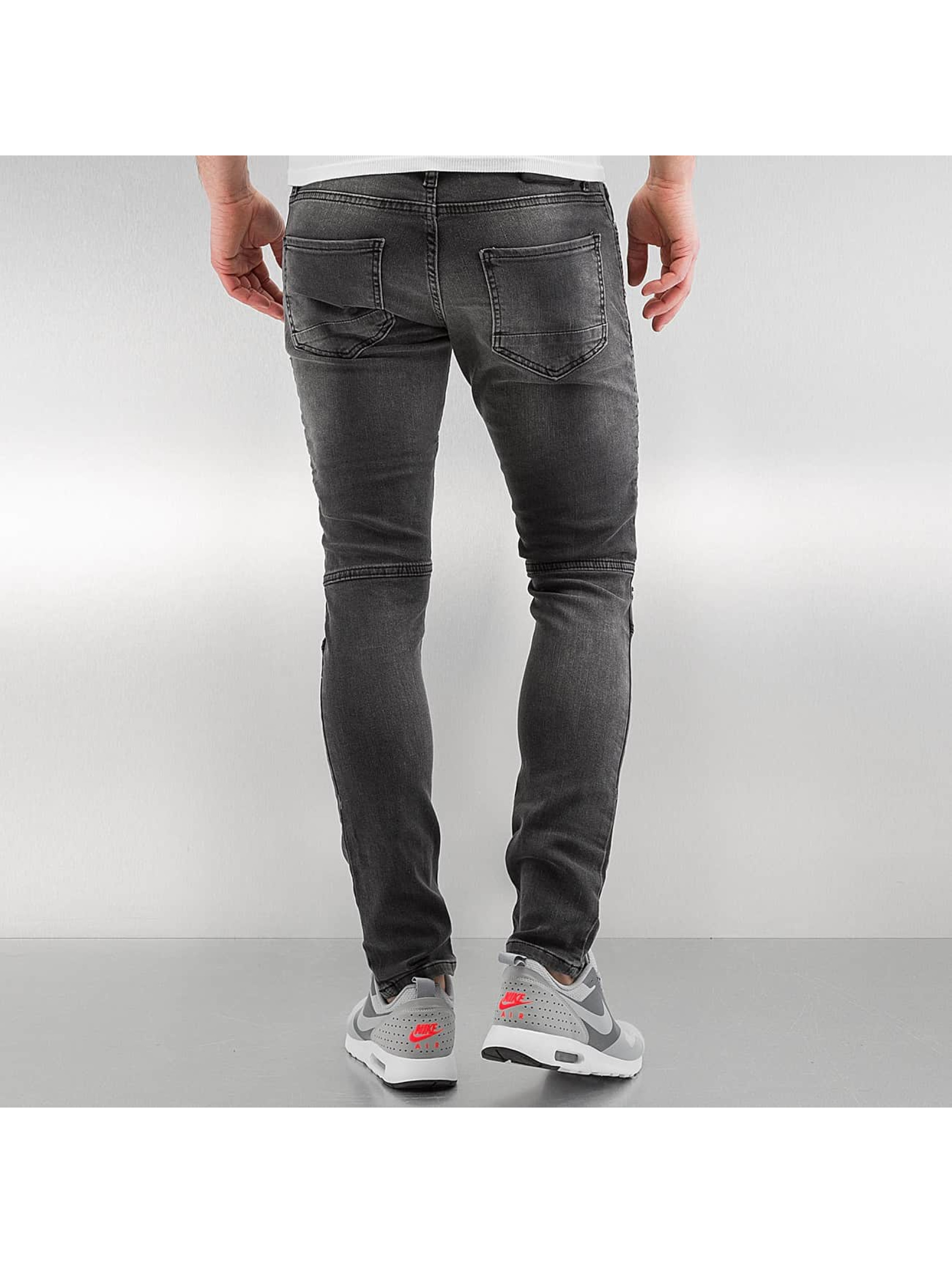 2Y Skinny Jeans Grimsby gray