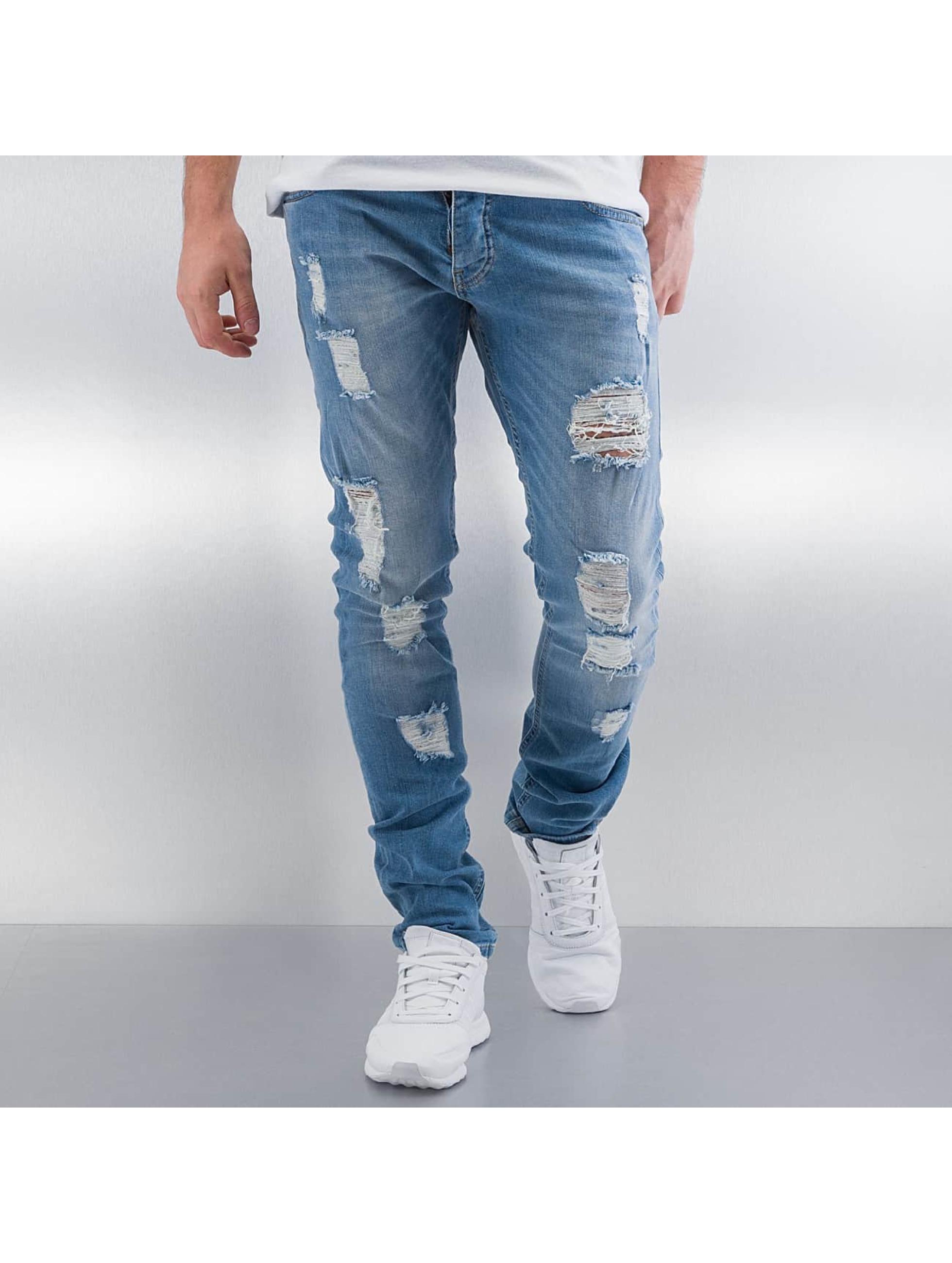 Skinny Jeans Martin in schwarz