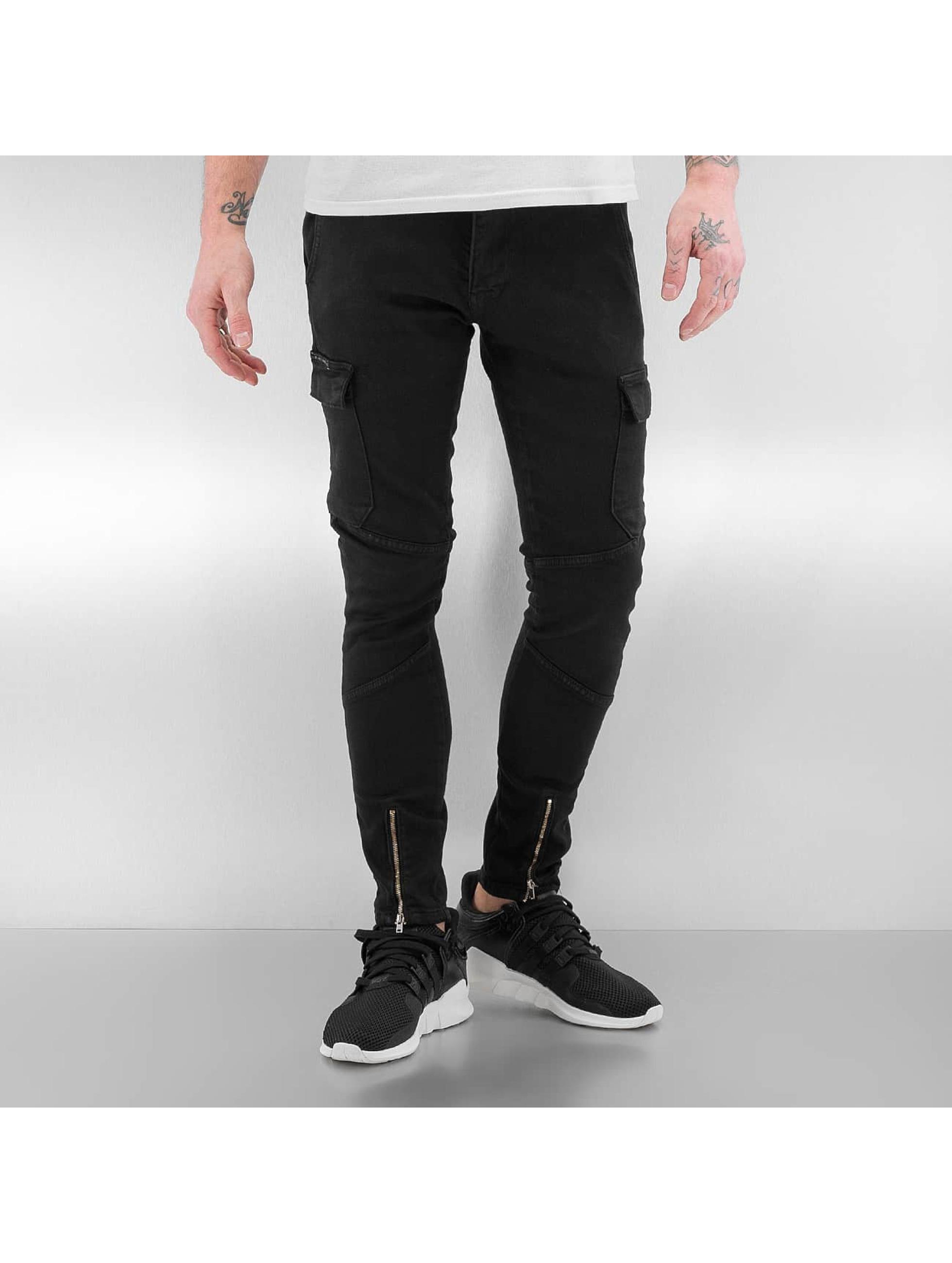 Skinny Jeans Bristol in schwarz