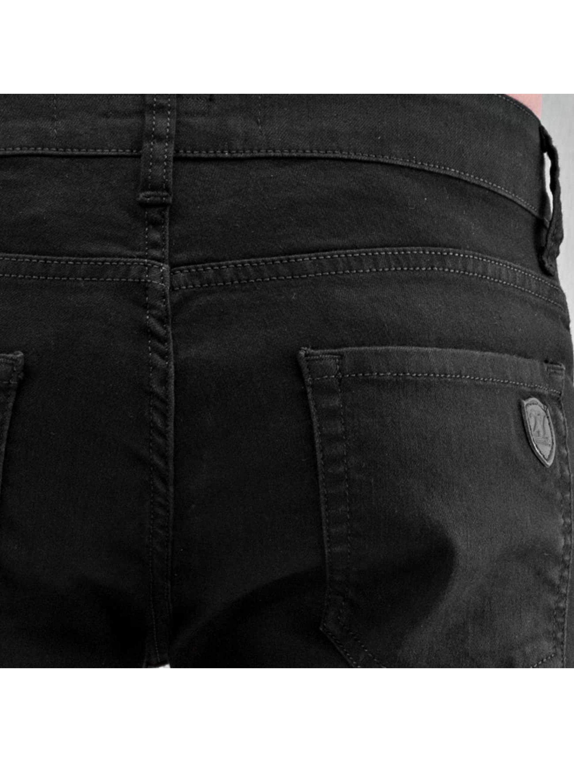 2Y Skinny jeans Yuma svart