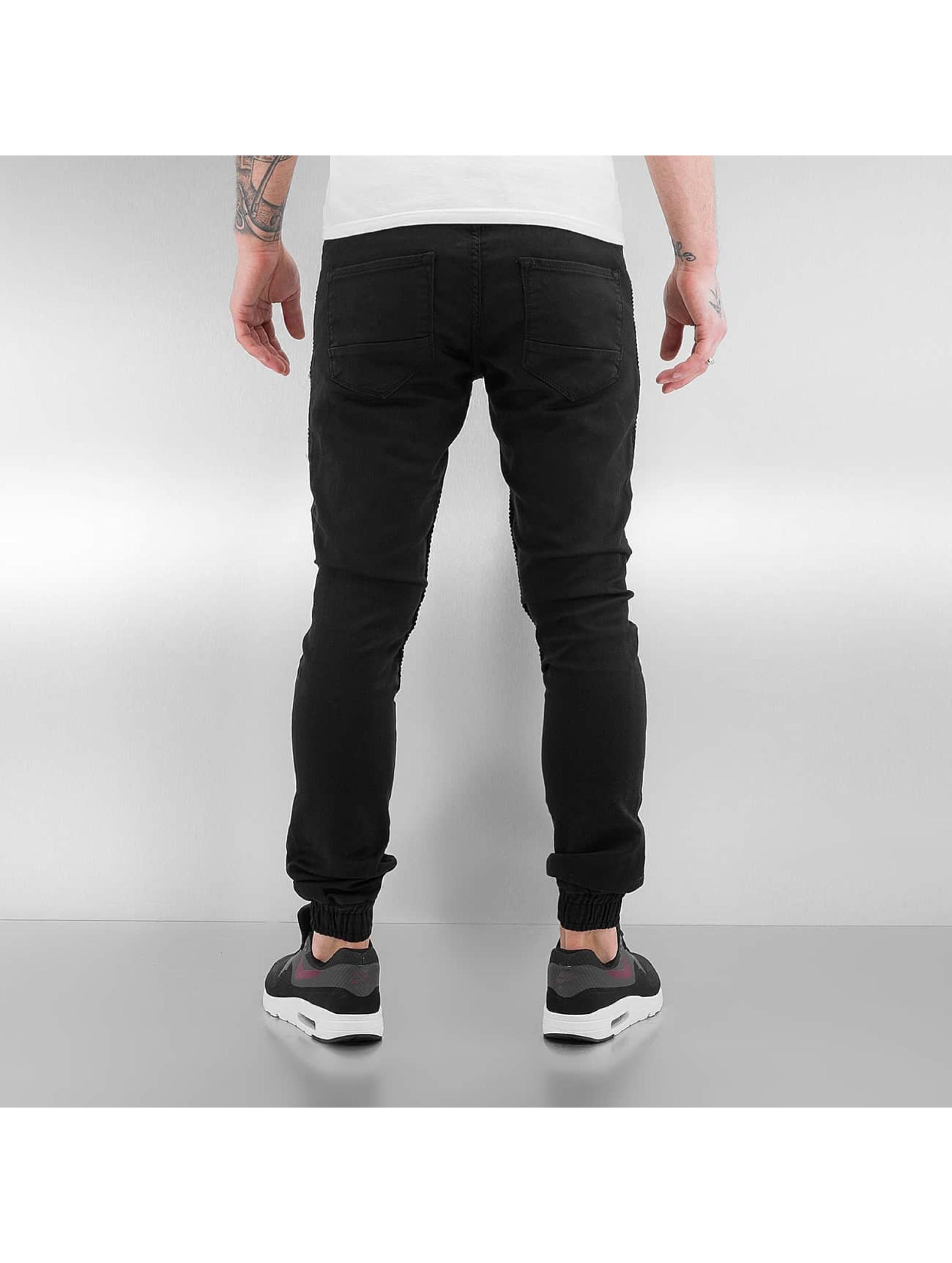 2Y Slim Fit Jeans Sheffield èierna