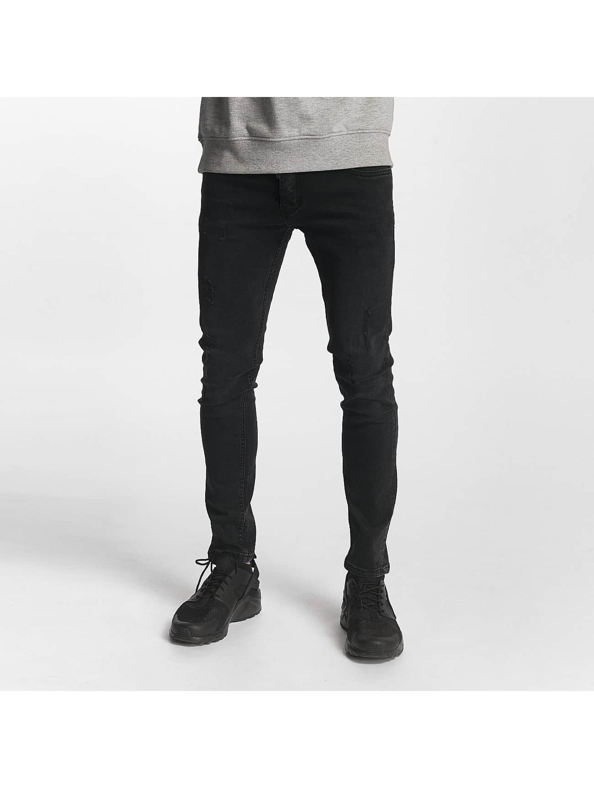 2Y Slim Fit Jeans Oliver èierna
