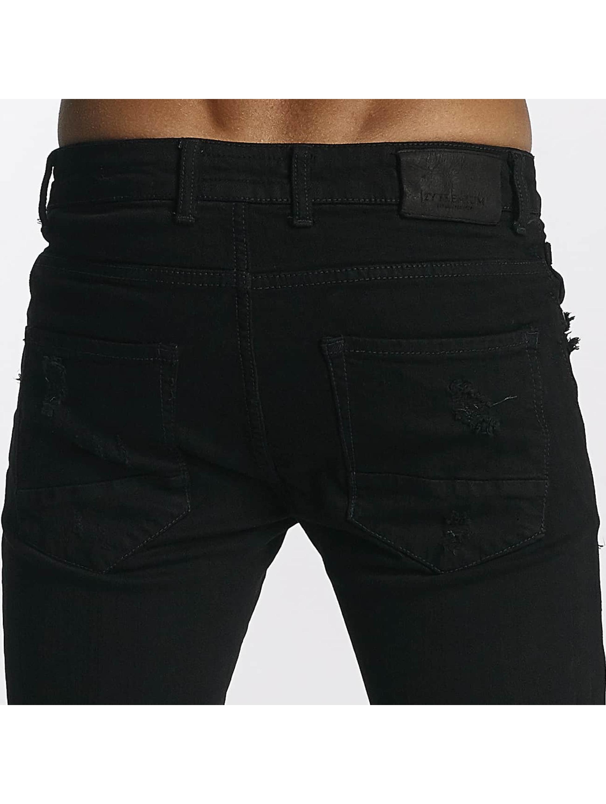 2Y Slim Fit Jeans Alexander черный