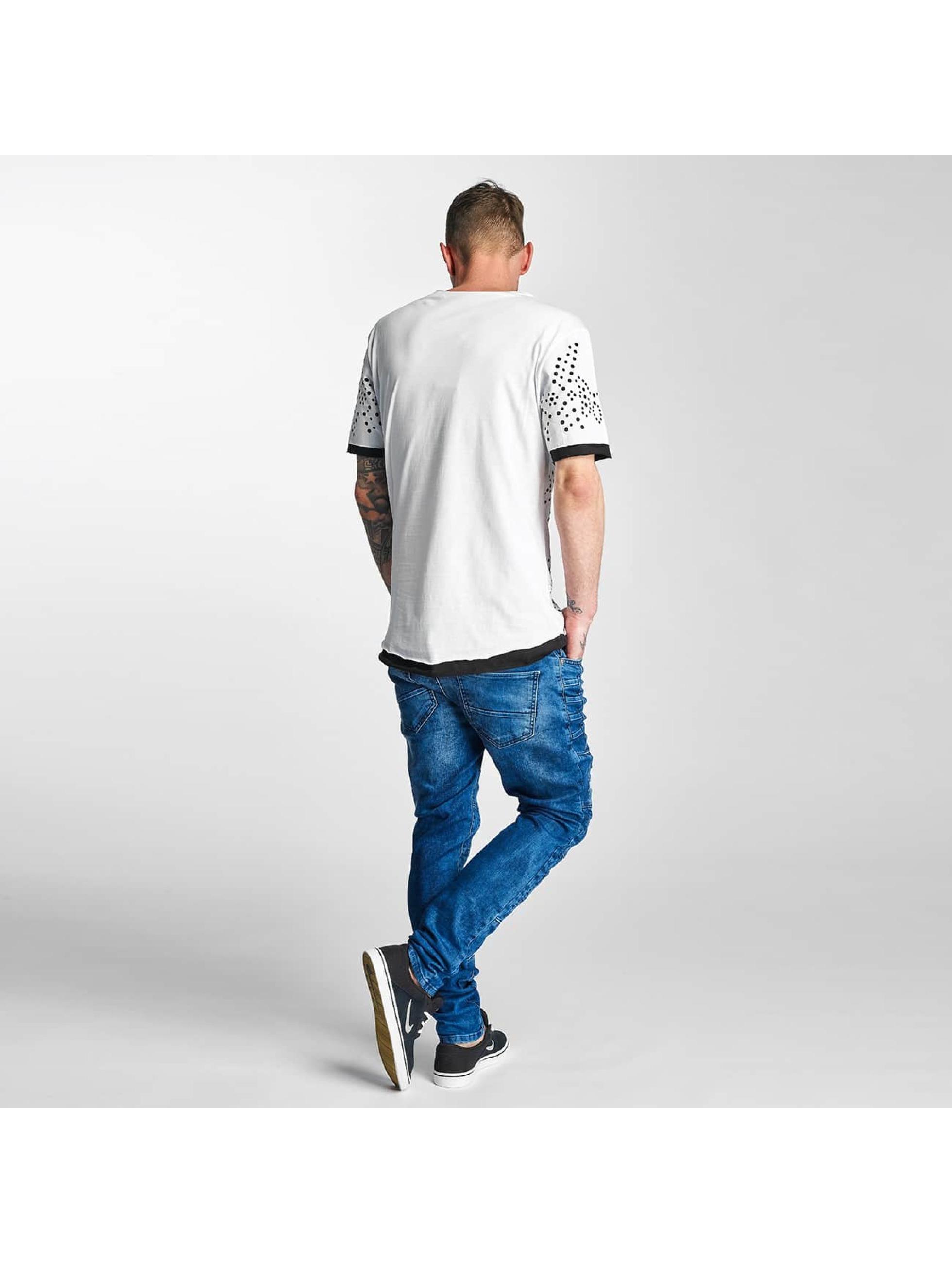 2Y Slim Fit Jeans Lando blå