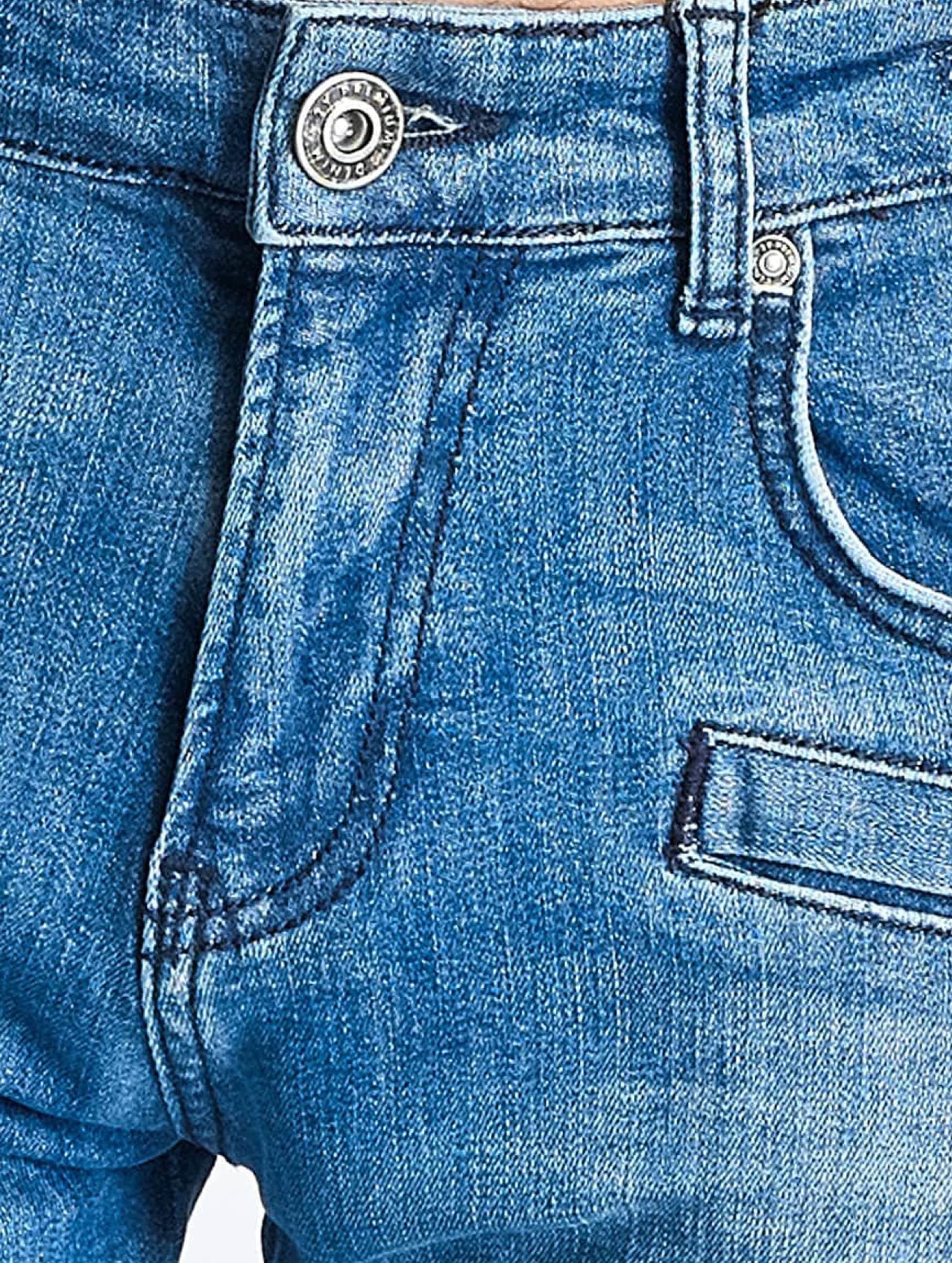 2Y Slim Fit Jeans Bars blå