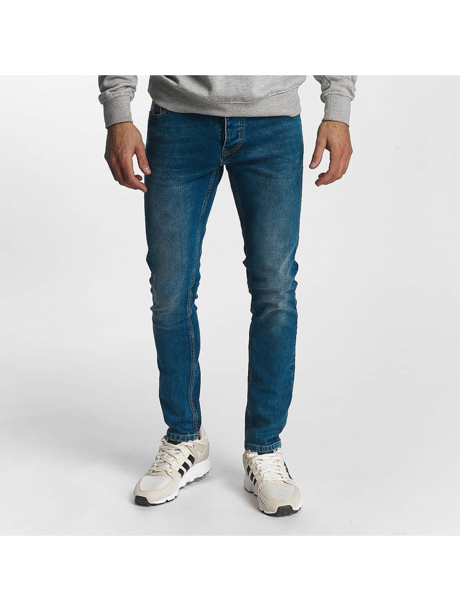 2Y Slim Fit Jeans Joshua blå