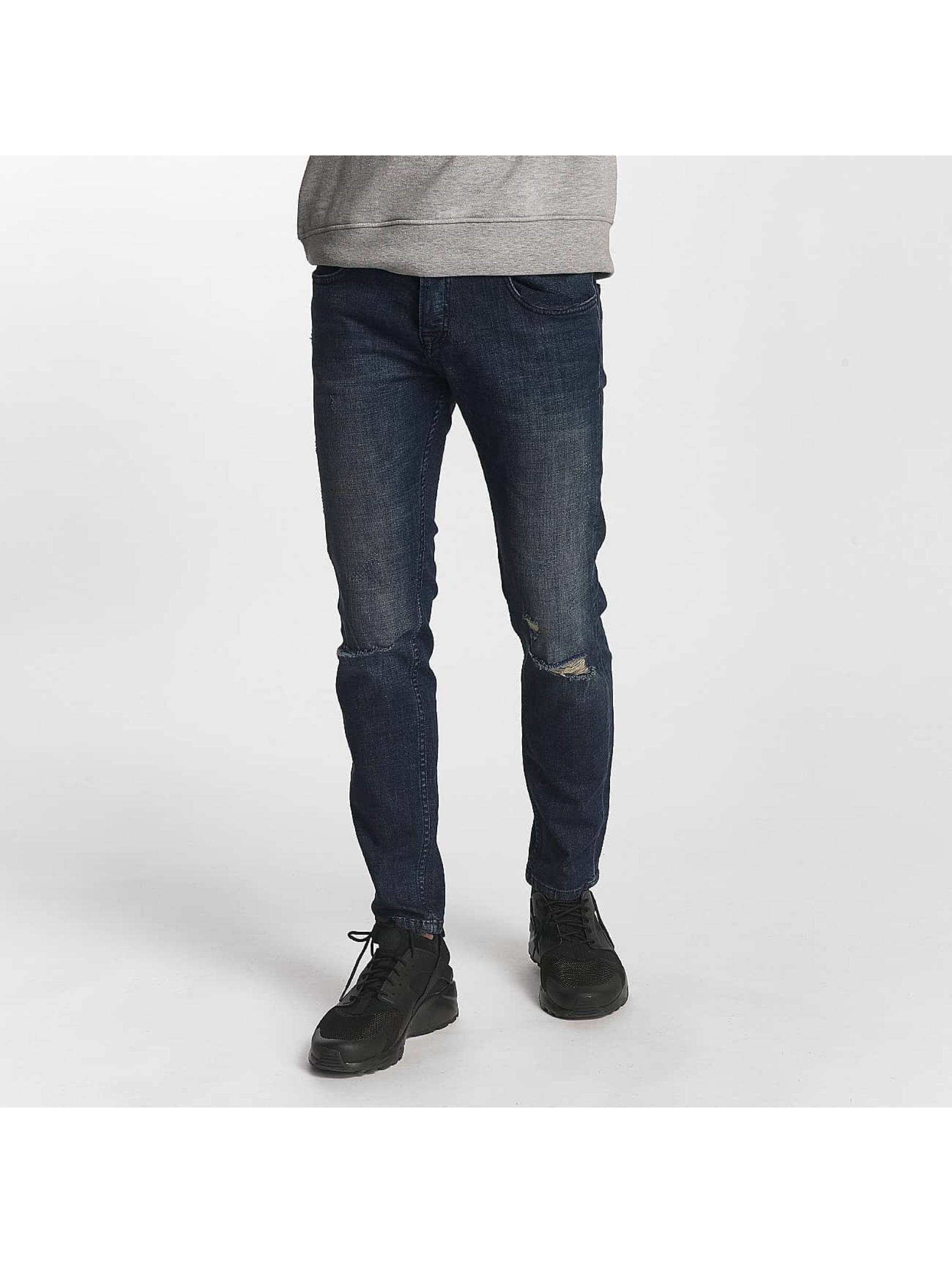2Y Slim Fit Jeans Harrison blå