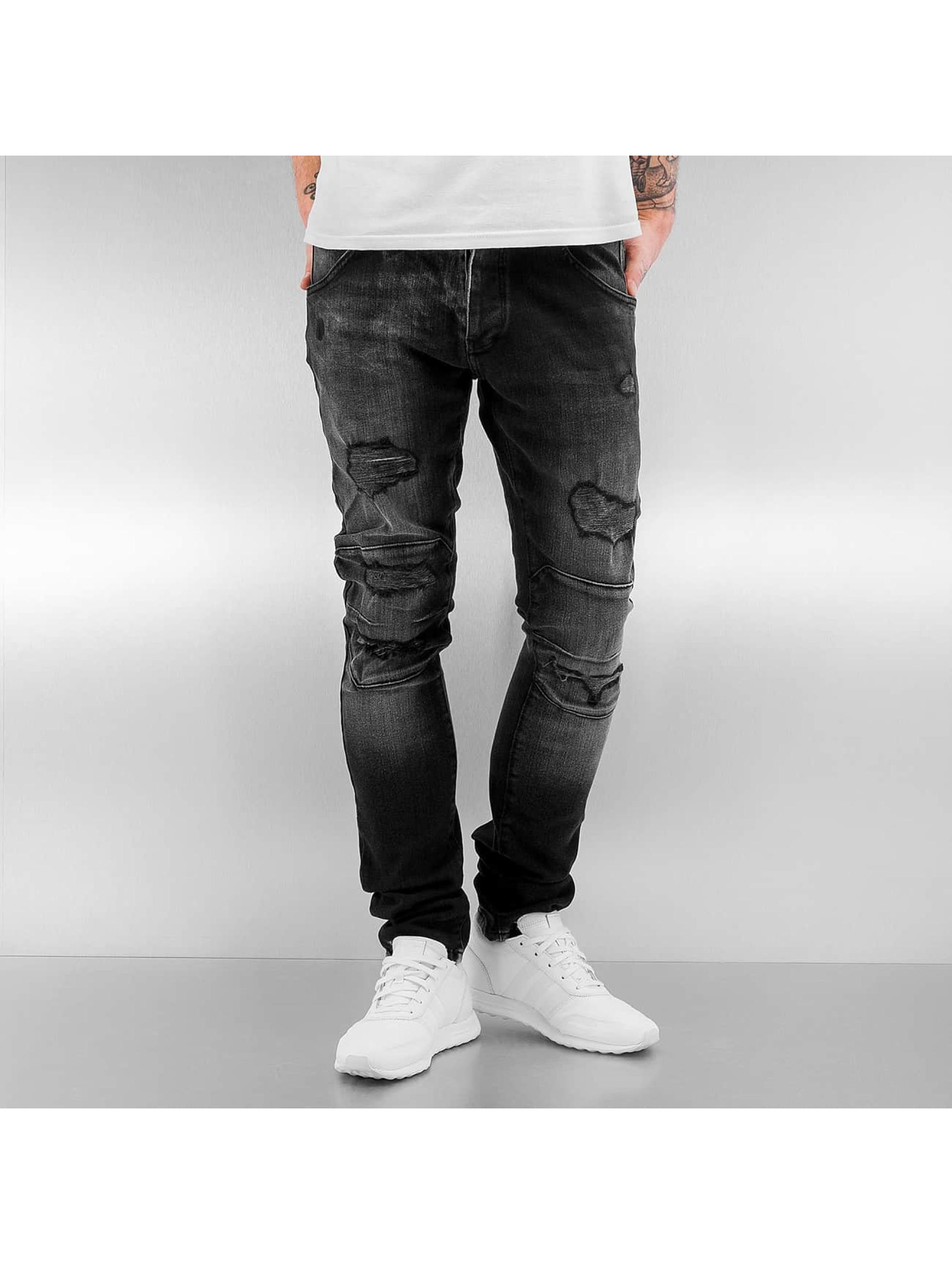 2Y Slim Fit Jeans Naresh black